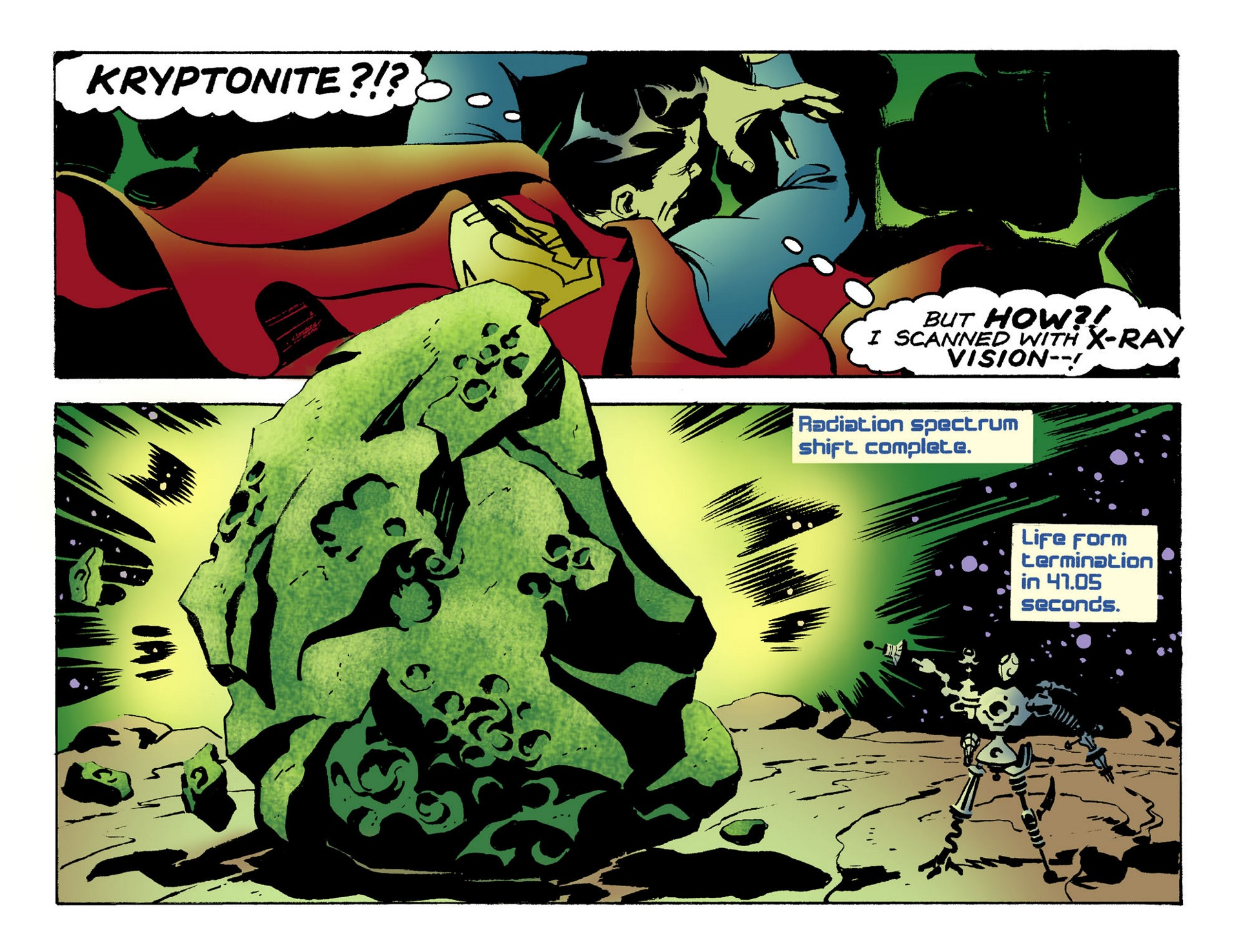 Read online Adventures of Superman [I] comic -  Issue #51 - 11