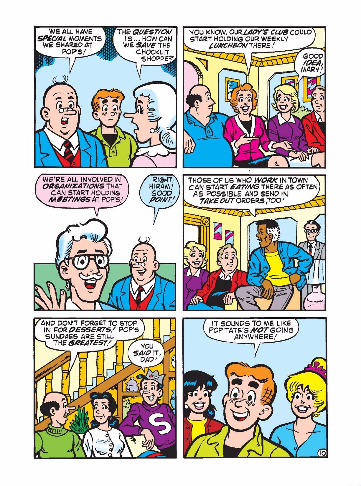 Read online Archie 1000 Page Comics Bonanza comic -  Issue #3 (Part 1) - 125