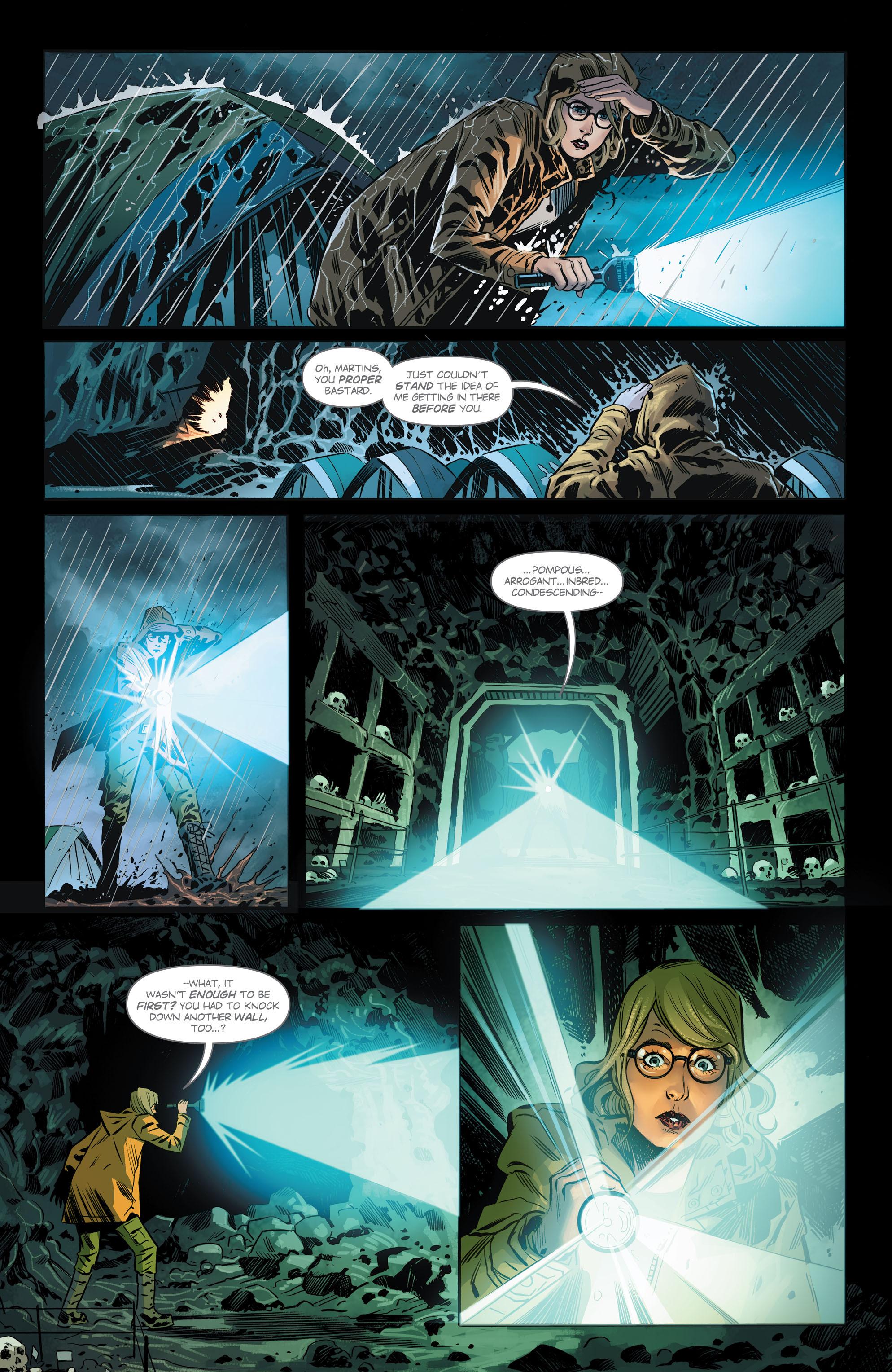 Read online Wonder Woman (2016) comic -  Issue #8 - 10