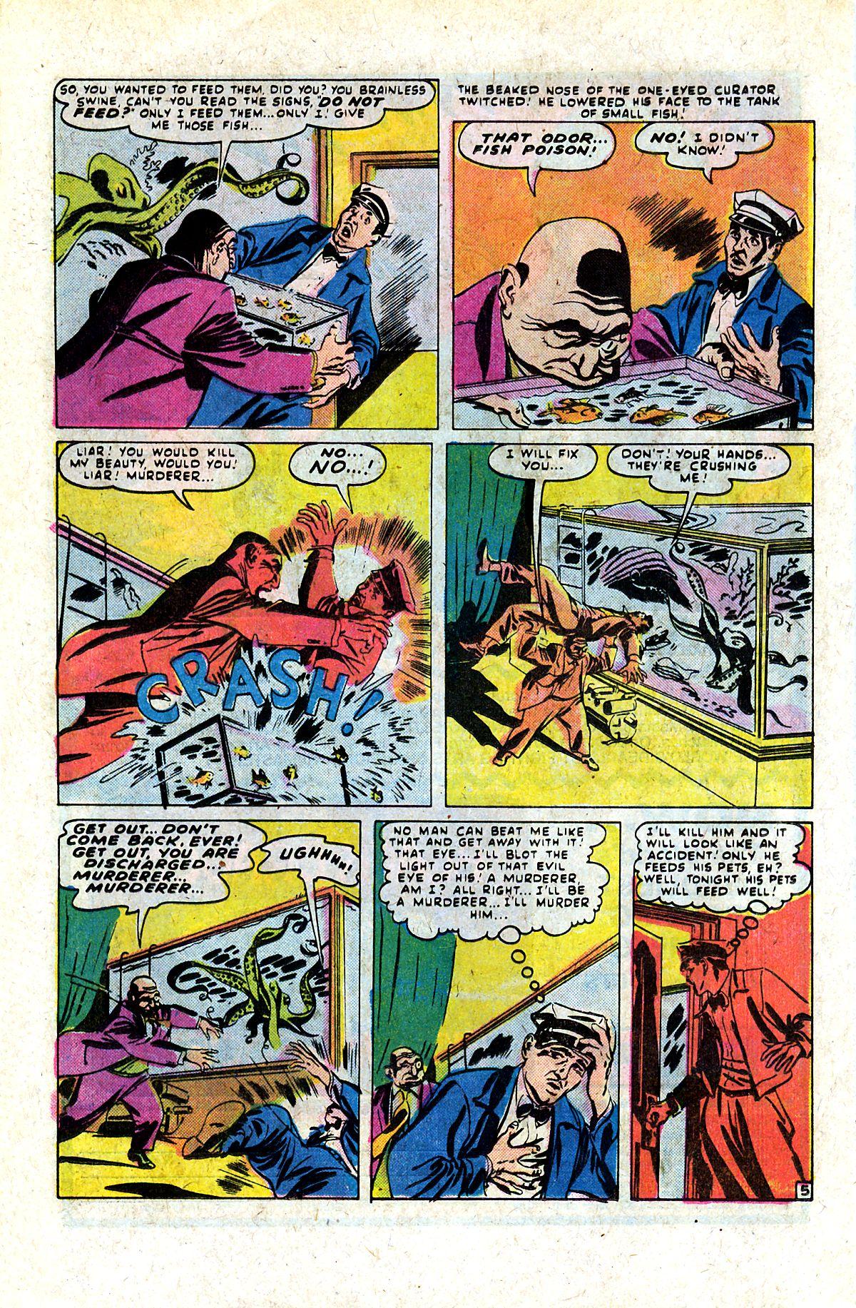 Read online Adventures into Weird Worlds comic -  Issue #9 - 11