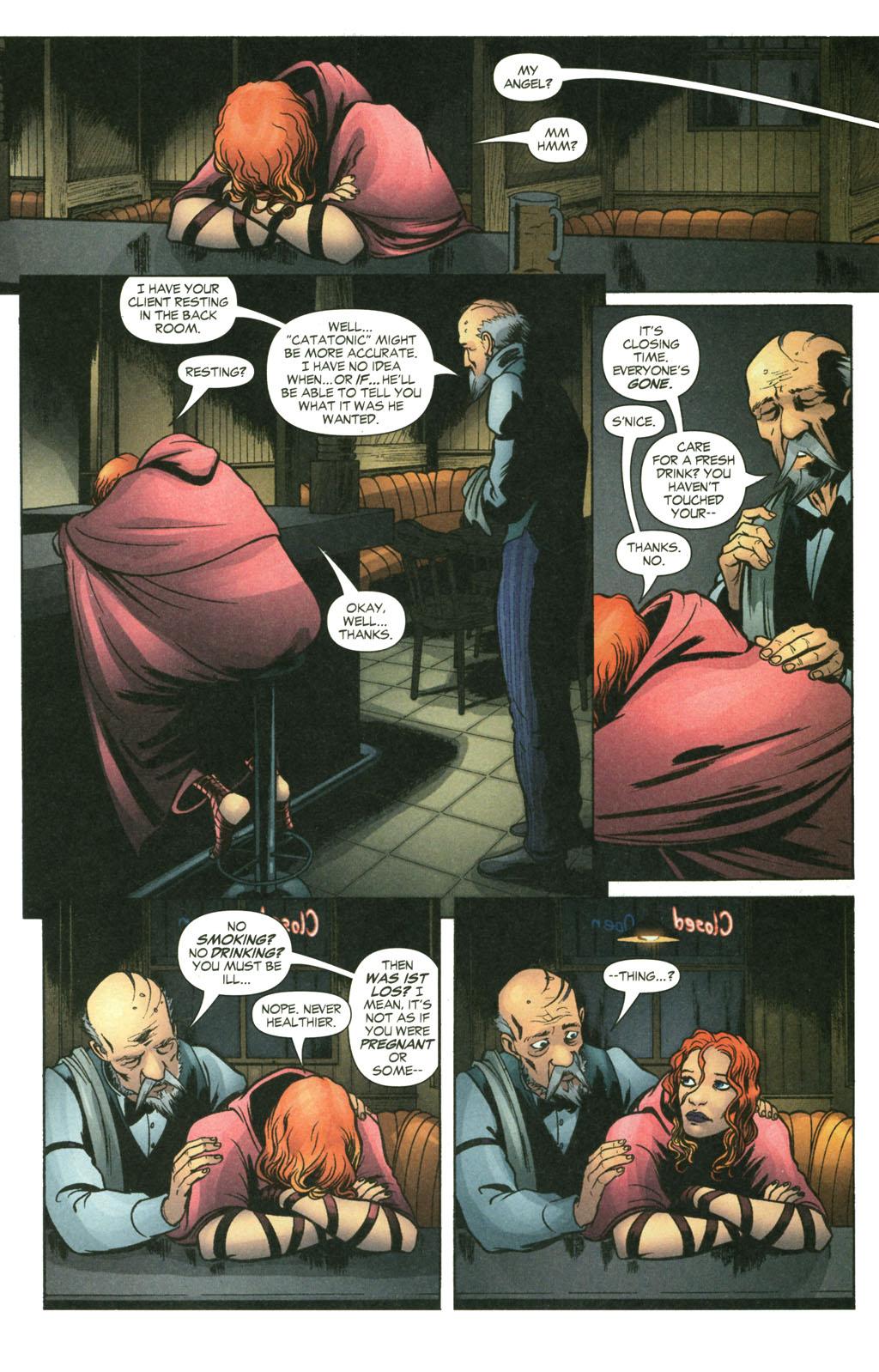 Read online Fallen Angel (2003) comic -  Issue #14 - 22