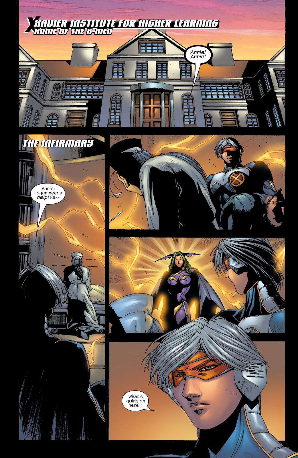 Read online X-Men: Unstoppable comic -  Issue # TPB (Part 3) - 40