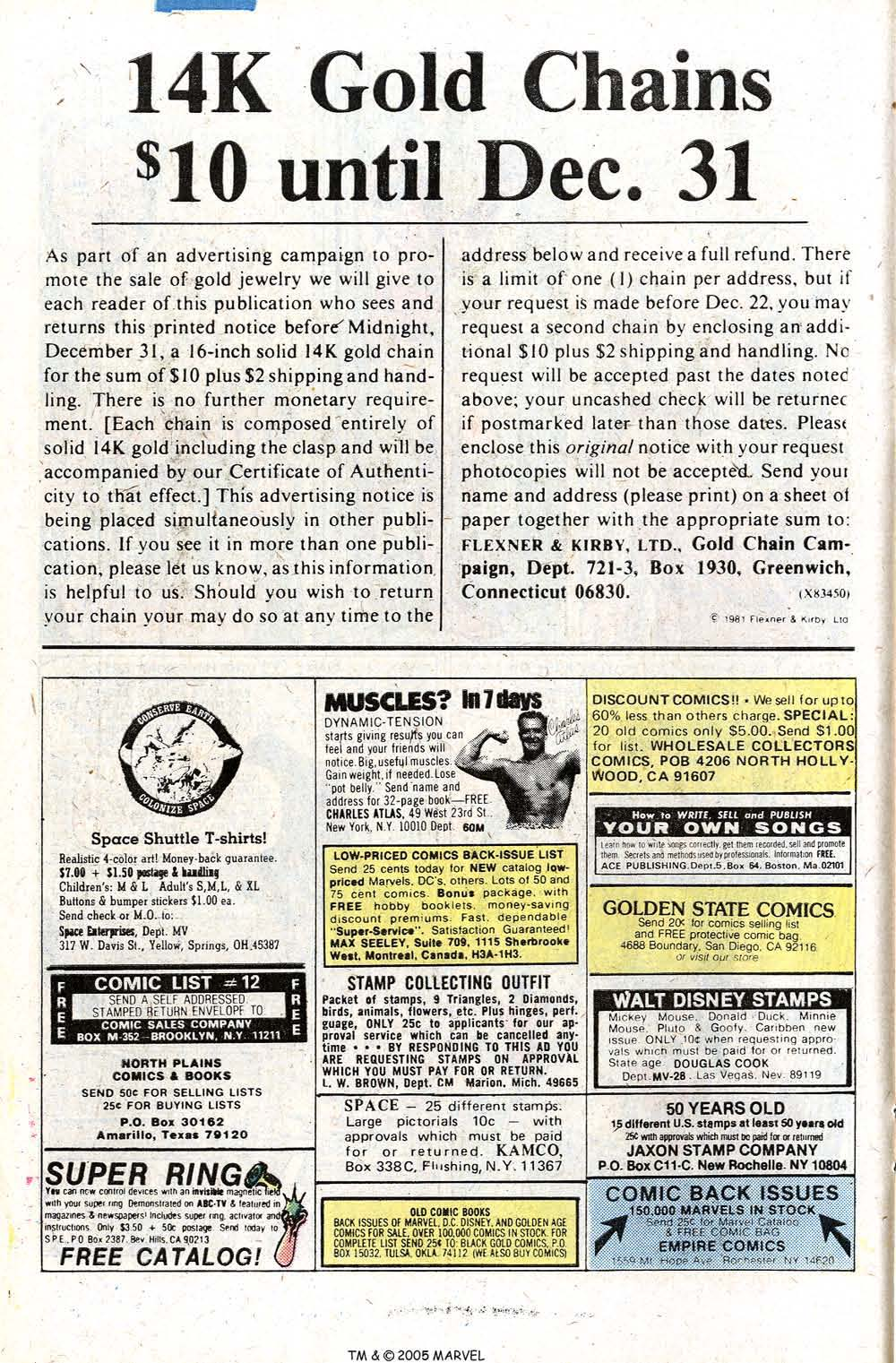 Read online Uncanny X-Men (1963) comic -  Issue # _Annual 5 - 22