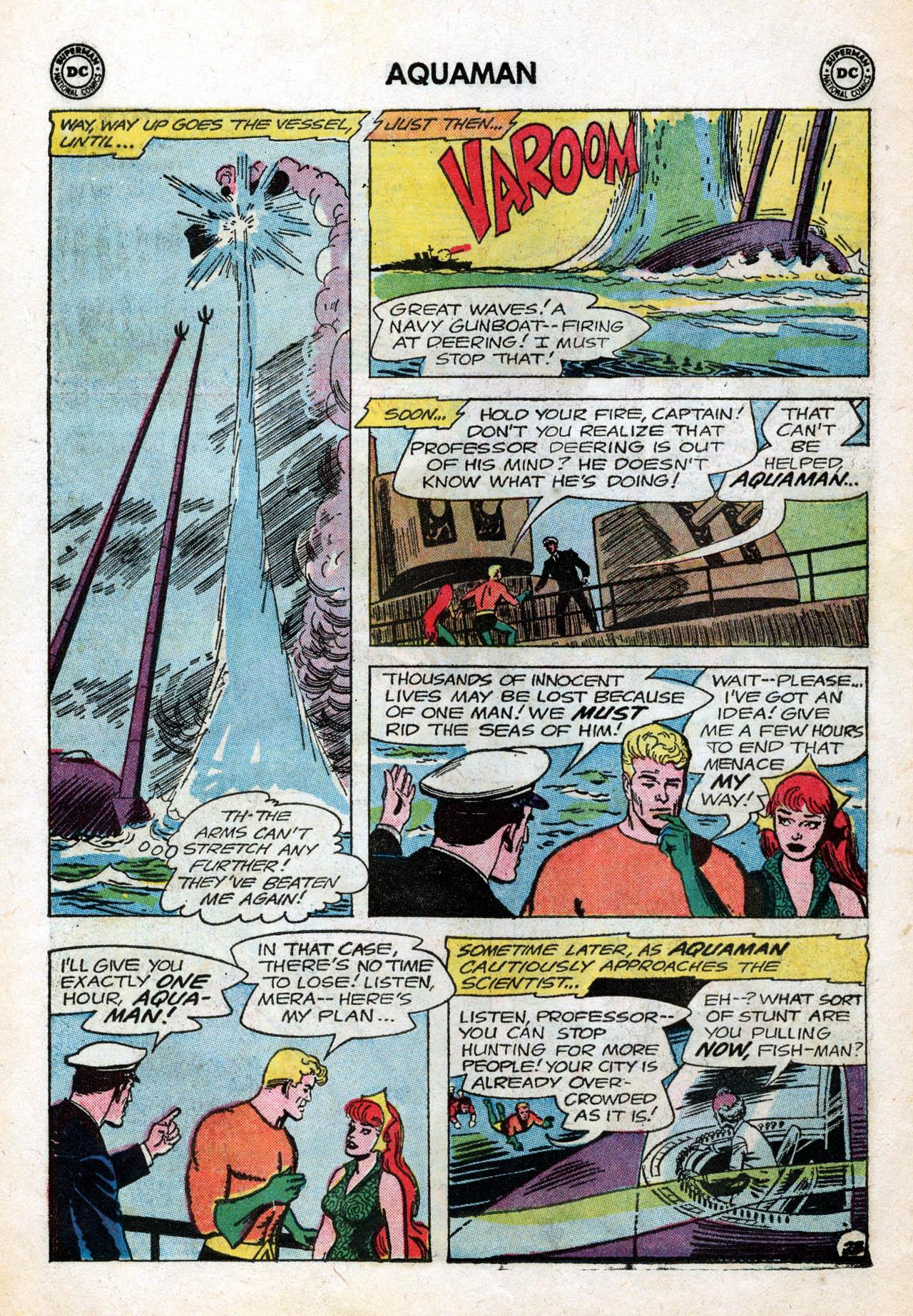 Read online Aquaman (1962) comic -  Issue #15 - 30