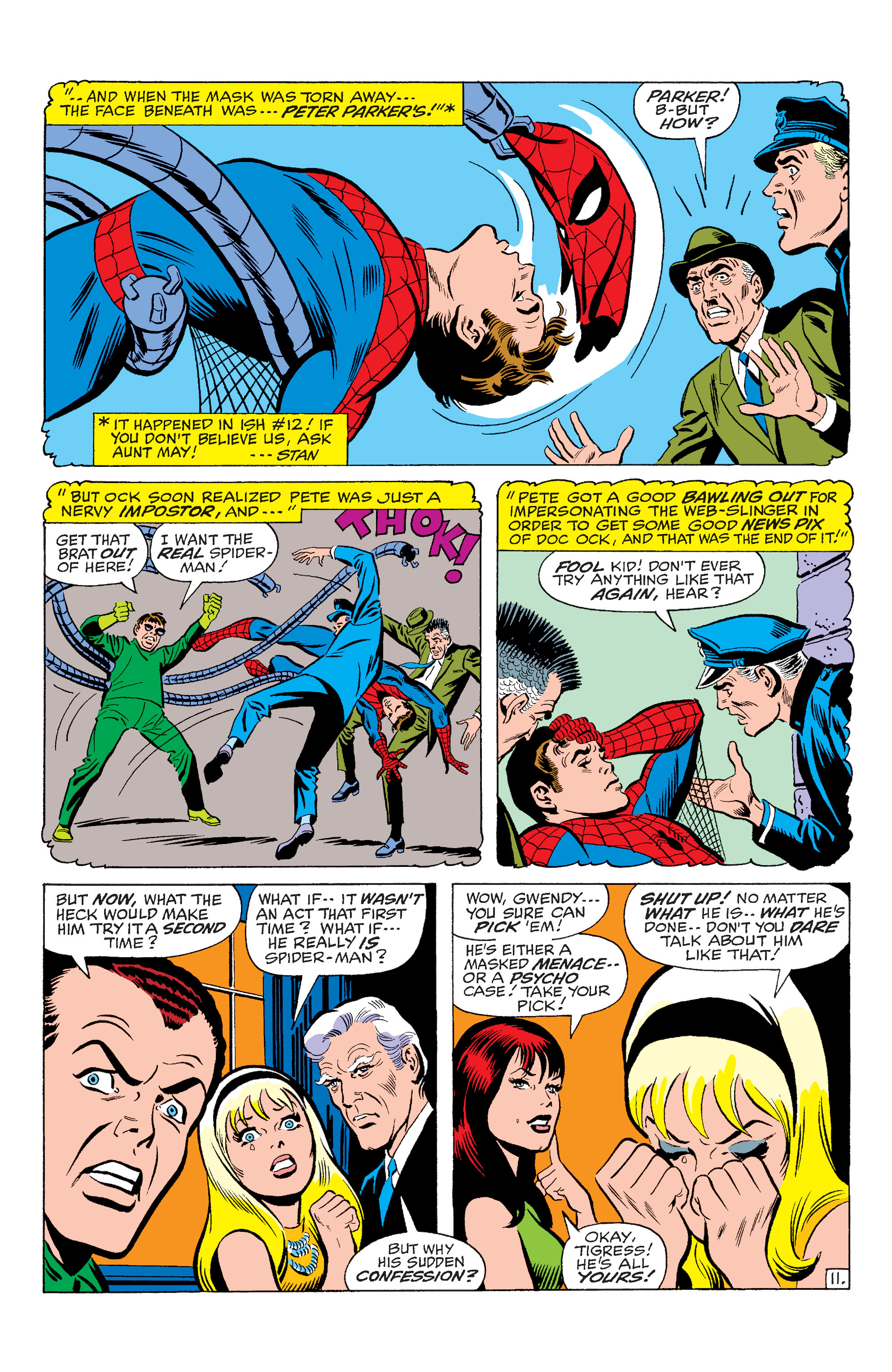 The Amazing Spider-Man (1963) 87 Page 11