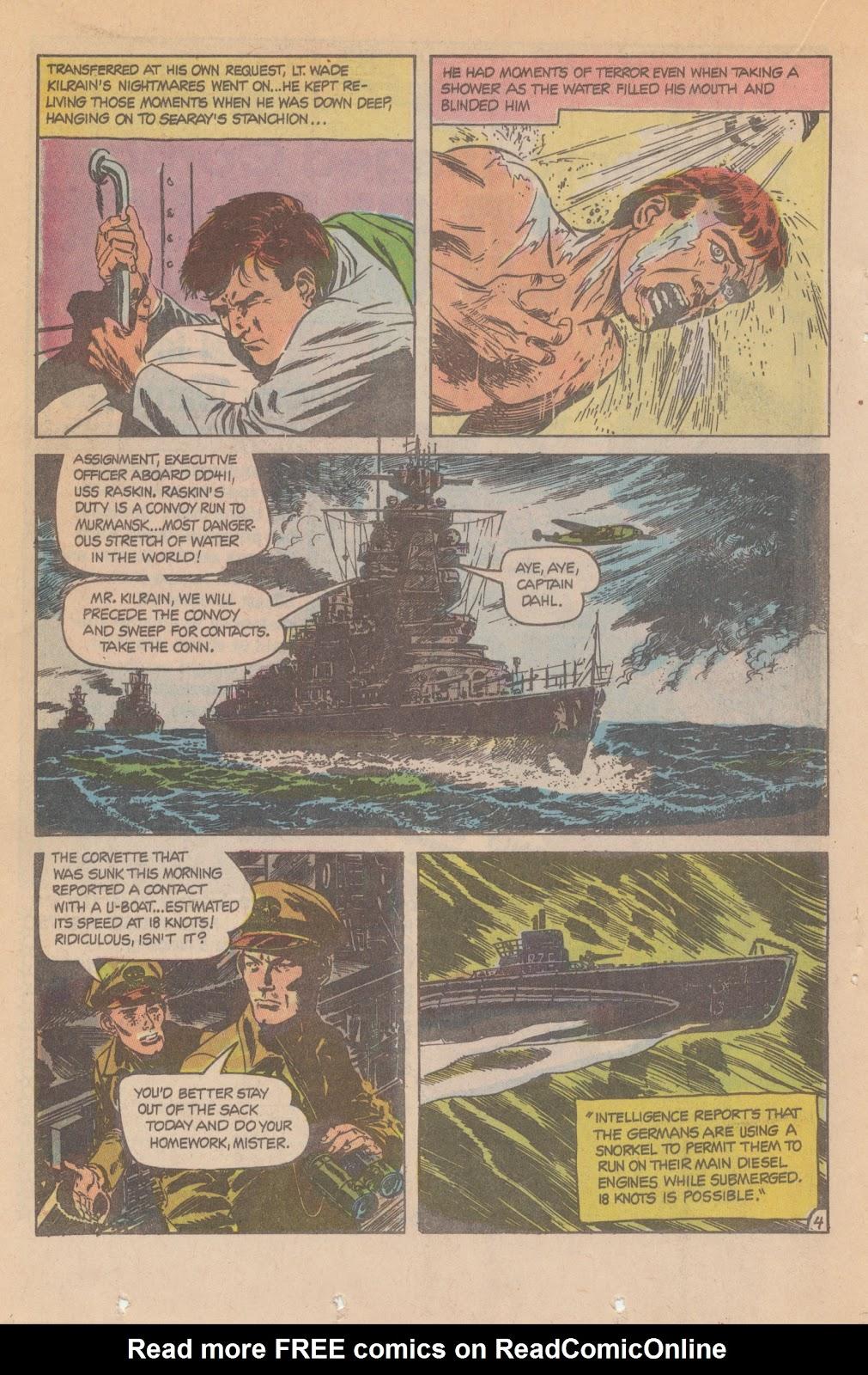 Read online Fightin' Navy comic -  Issue #133 - 18