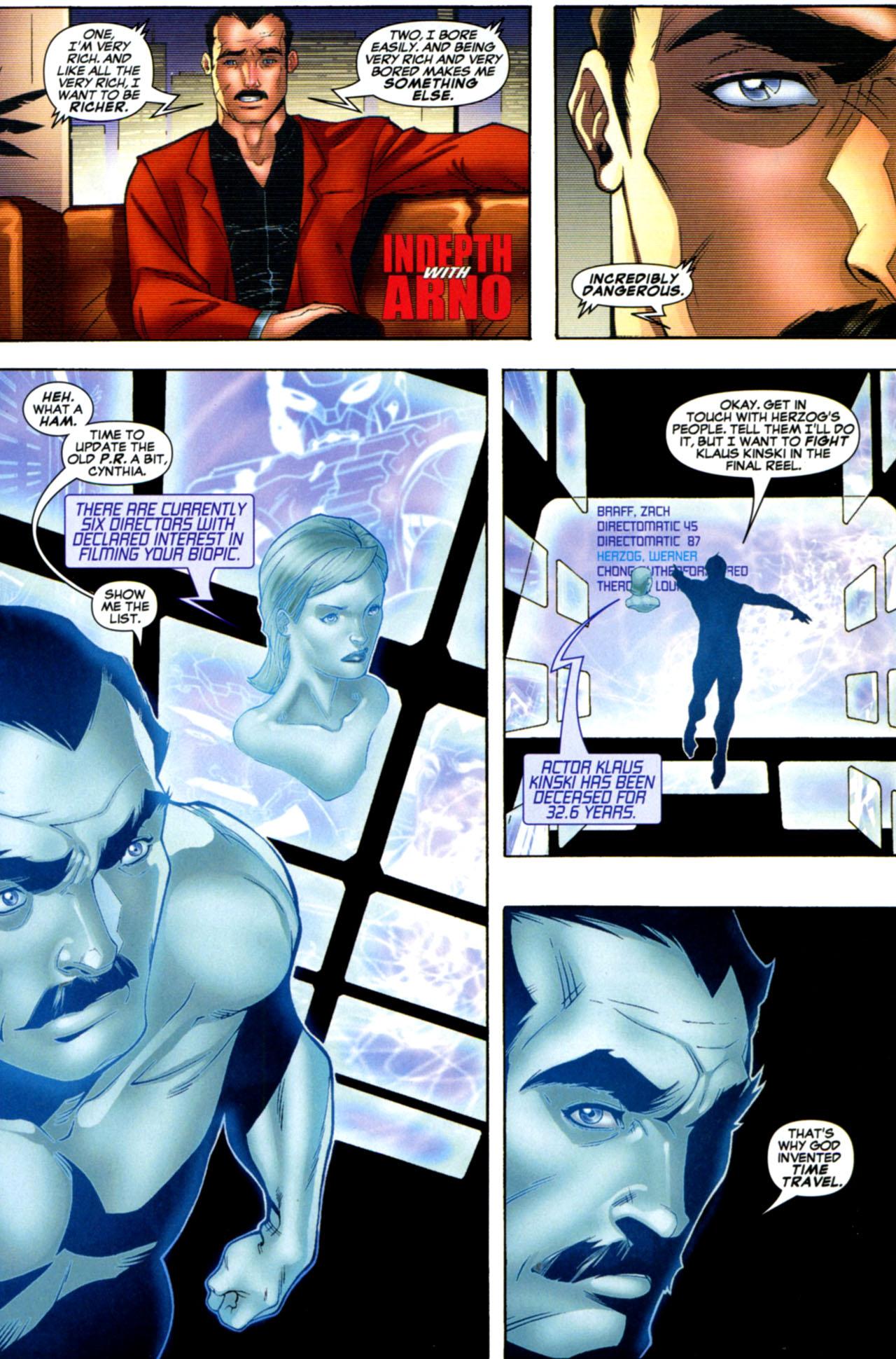 Read online Astonishing Tales (2009) comic -  Issue #1 - 15