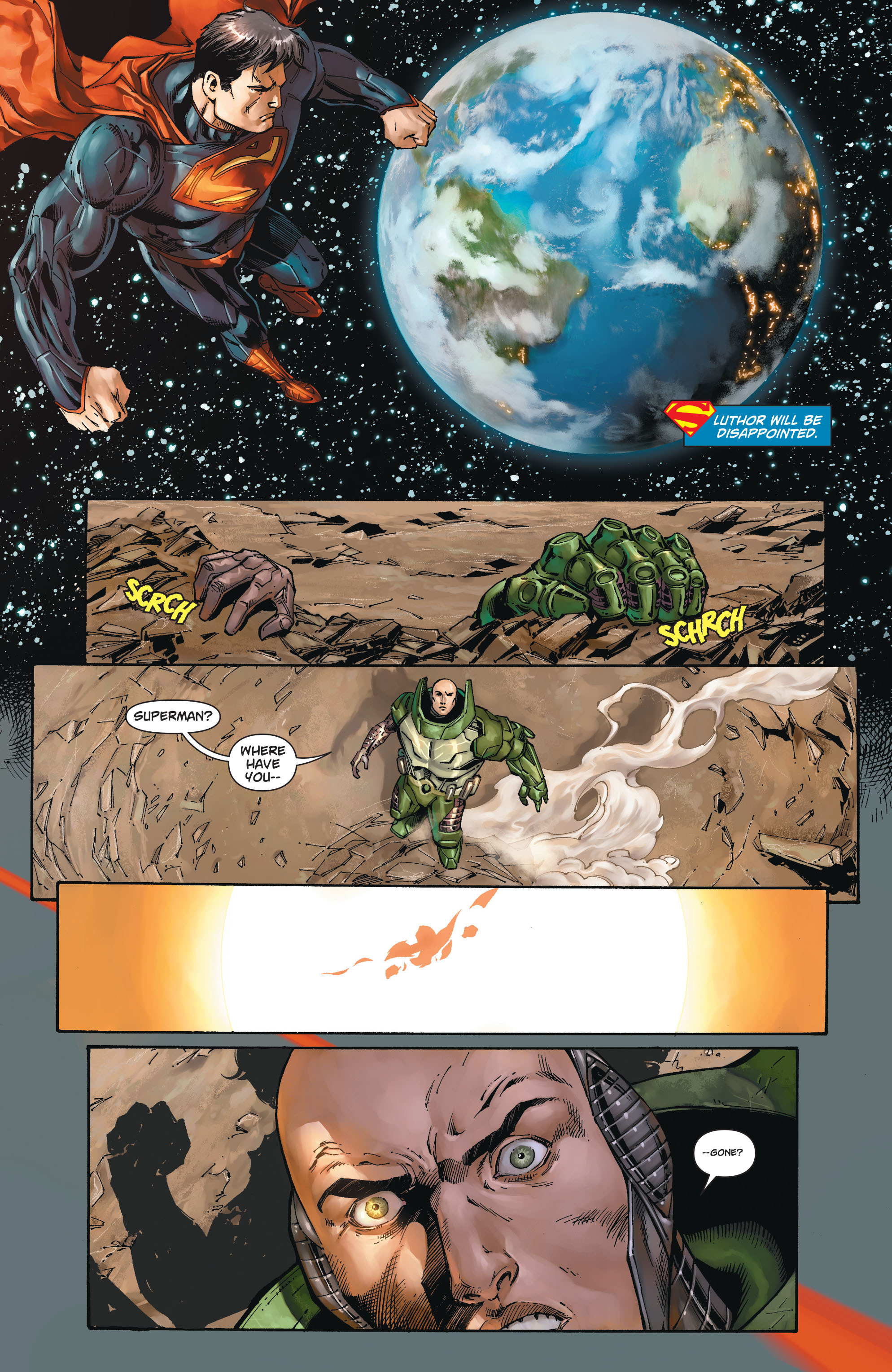 Read online Action Comics (2011) comic -  Issue #21 - 16