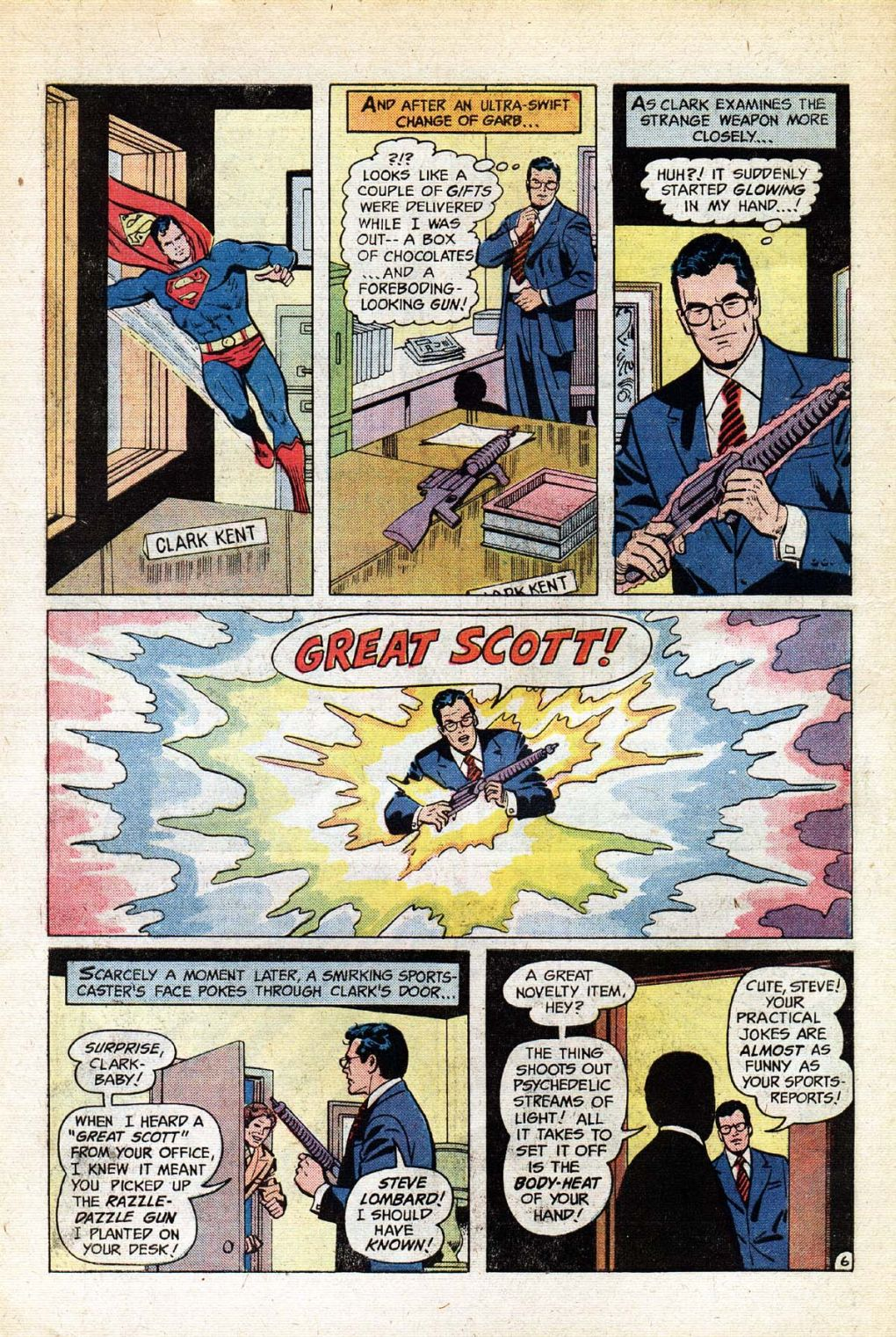 Read online Action Comics (1938) comic -  Issue #434 - 10