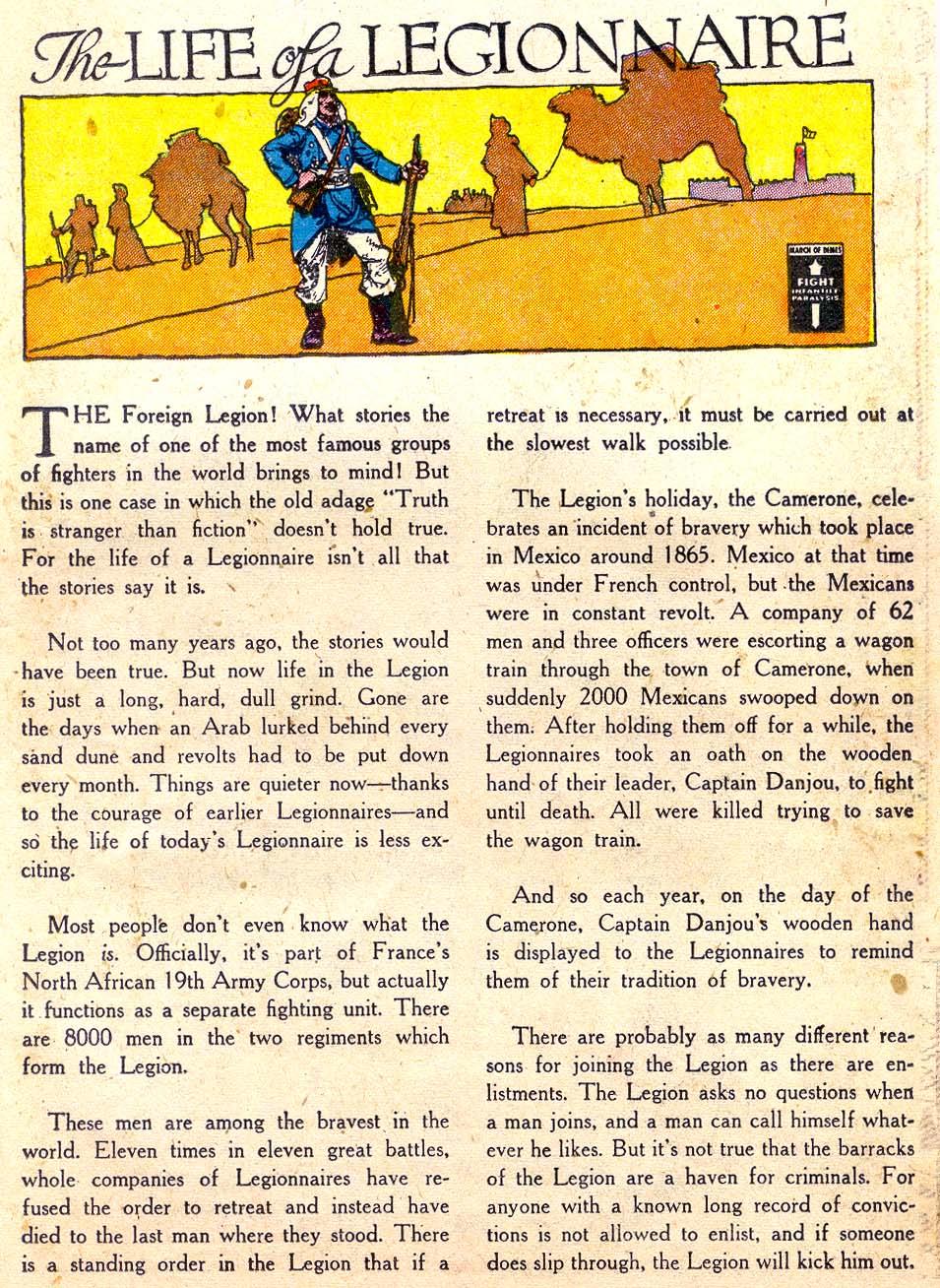 Read online Adventure Comics (1938) comic -  Issue #174 - 31