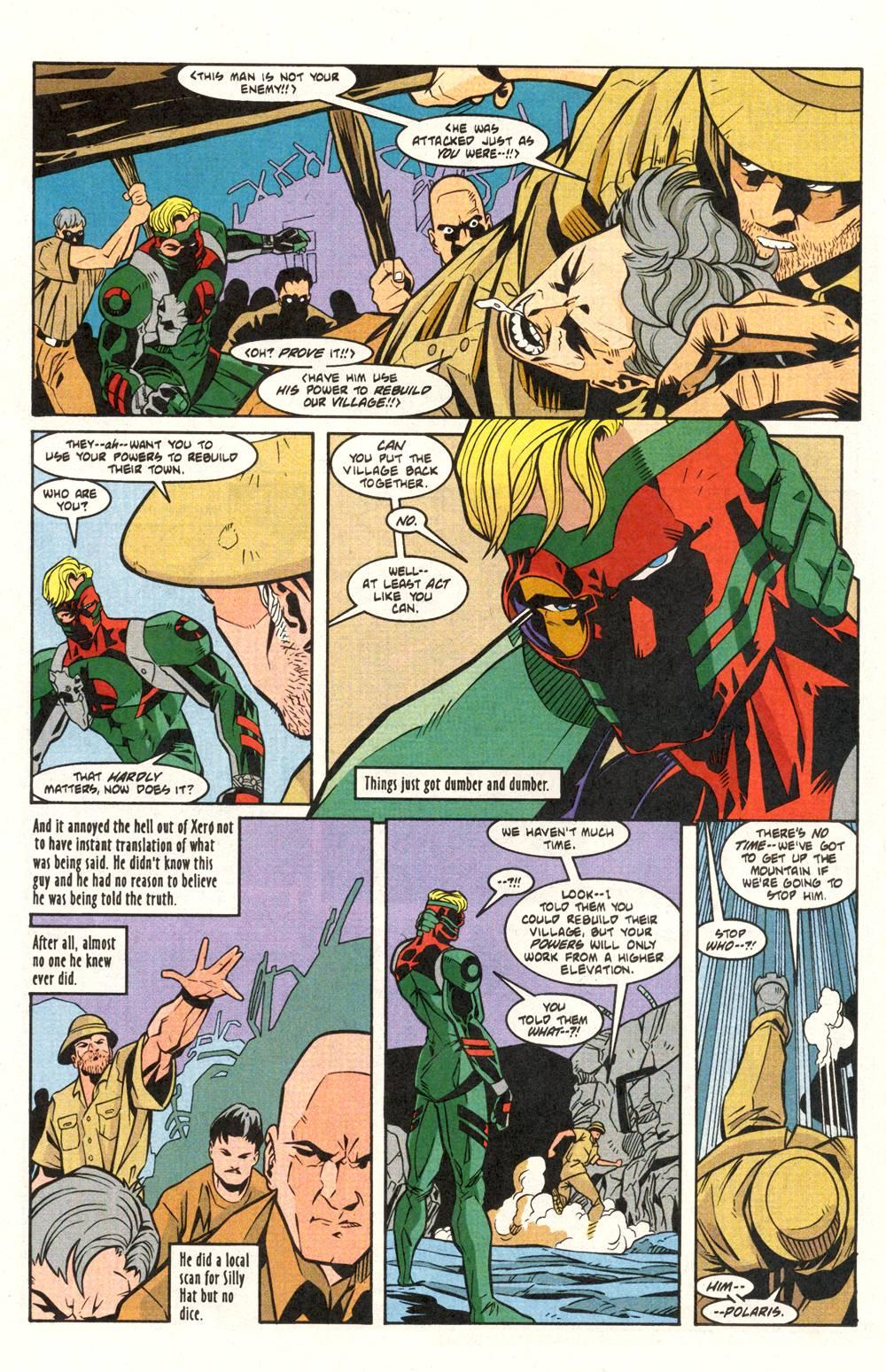Read online Xero comic -  Issue #6 - 12