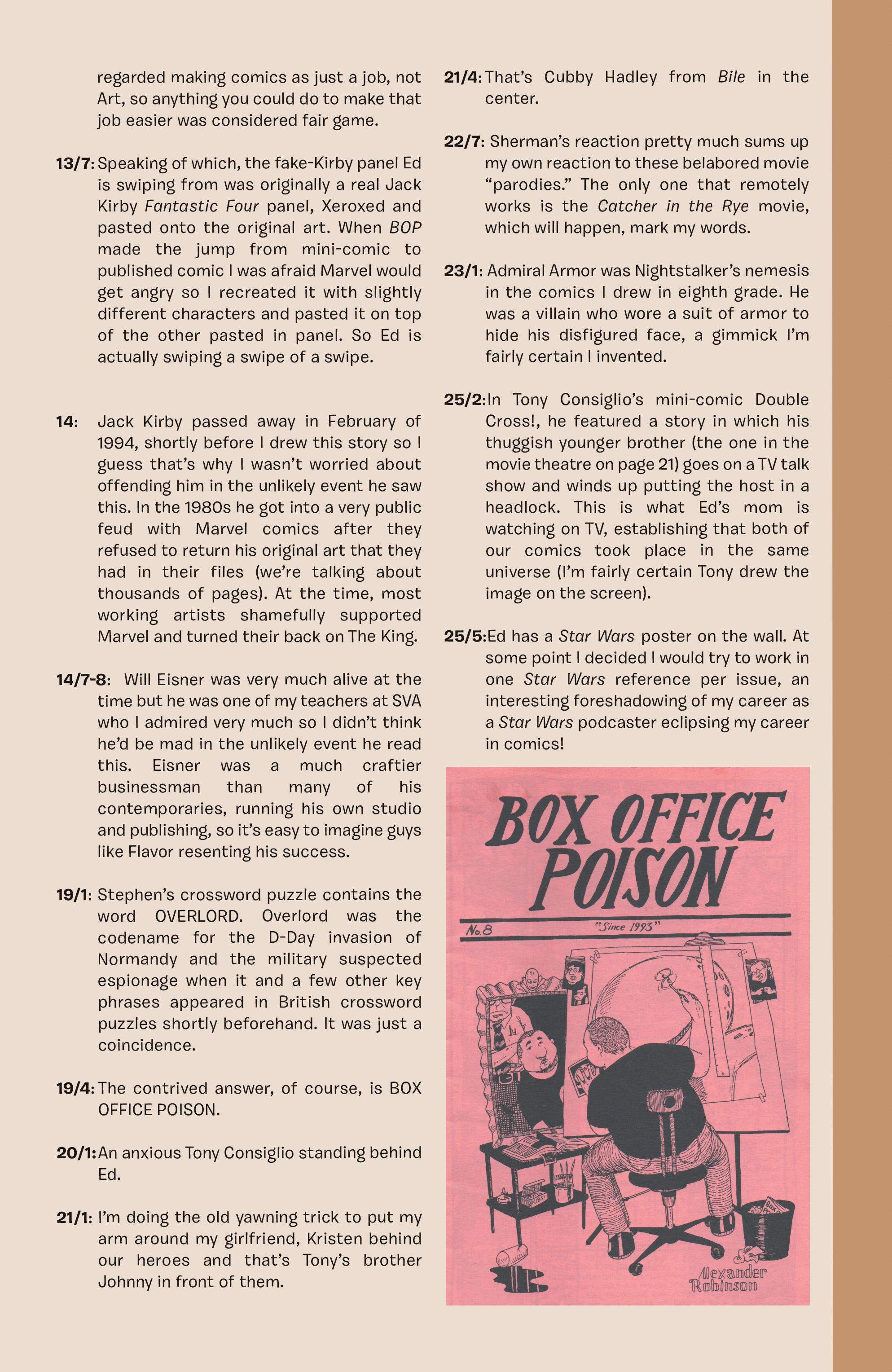Read online Box Office Poison Color Comics comic -  Issue #5 - 30