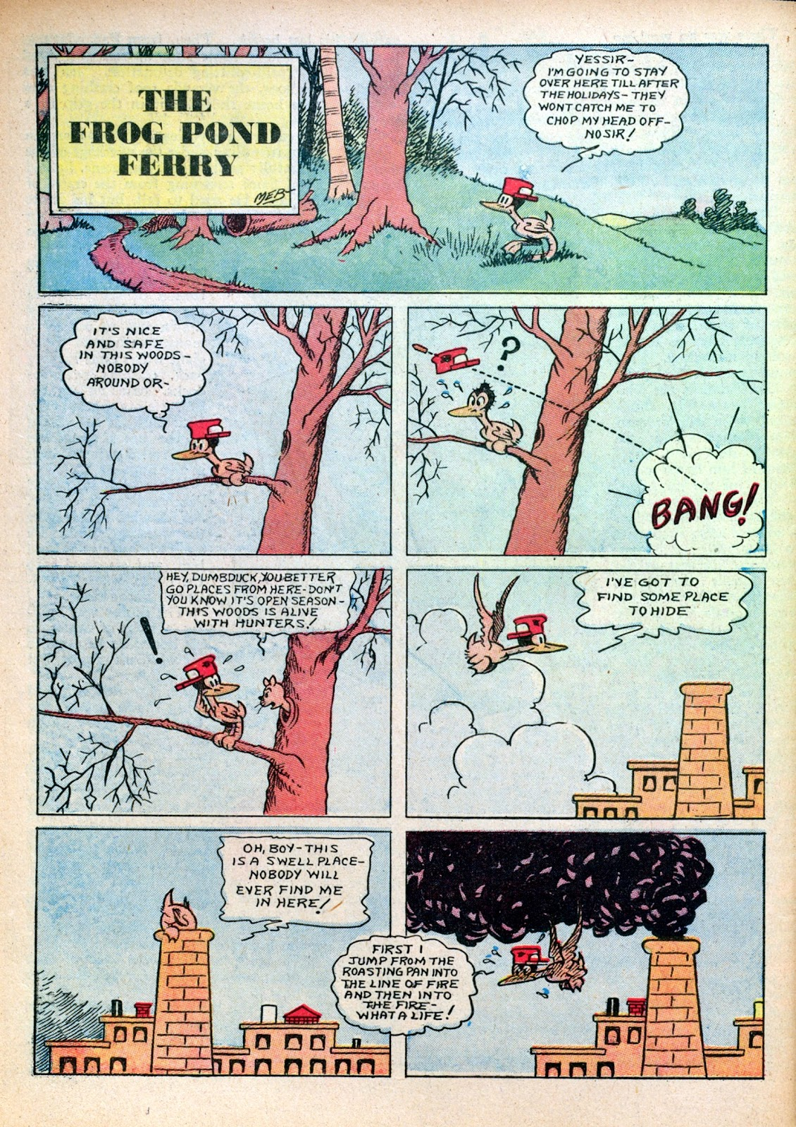Read online Famous Funnies comic -  Issue #17 - 57