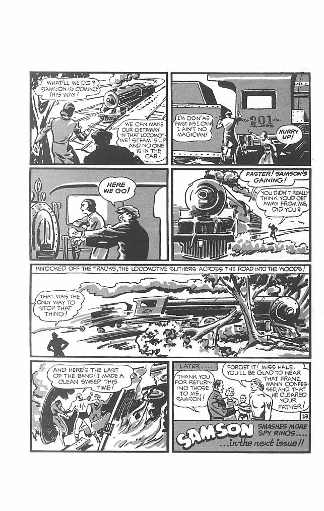 Read online Men of Mystery Comics comic -  Issue #29 - 44