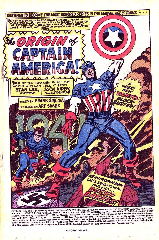 Read online Captain America (1968) comic -  Issue # _Annual 1 - 3