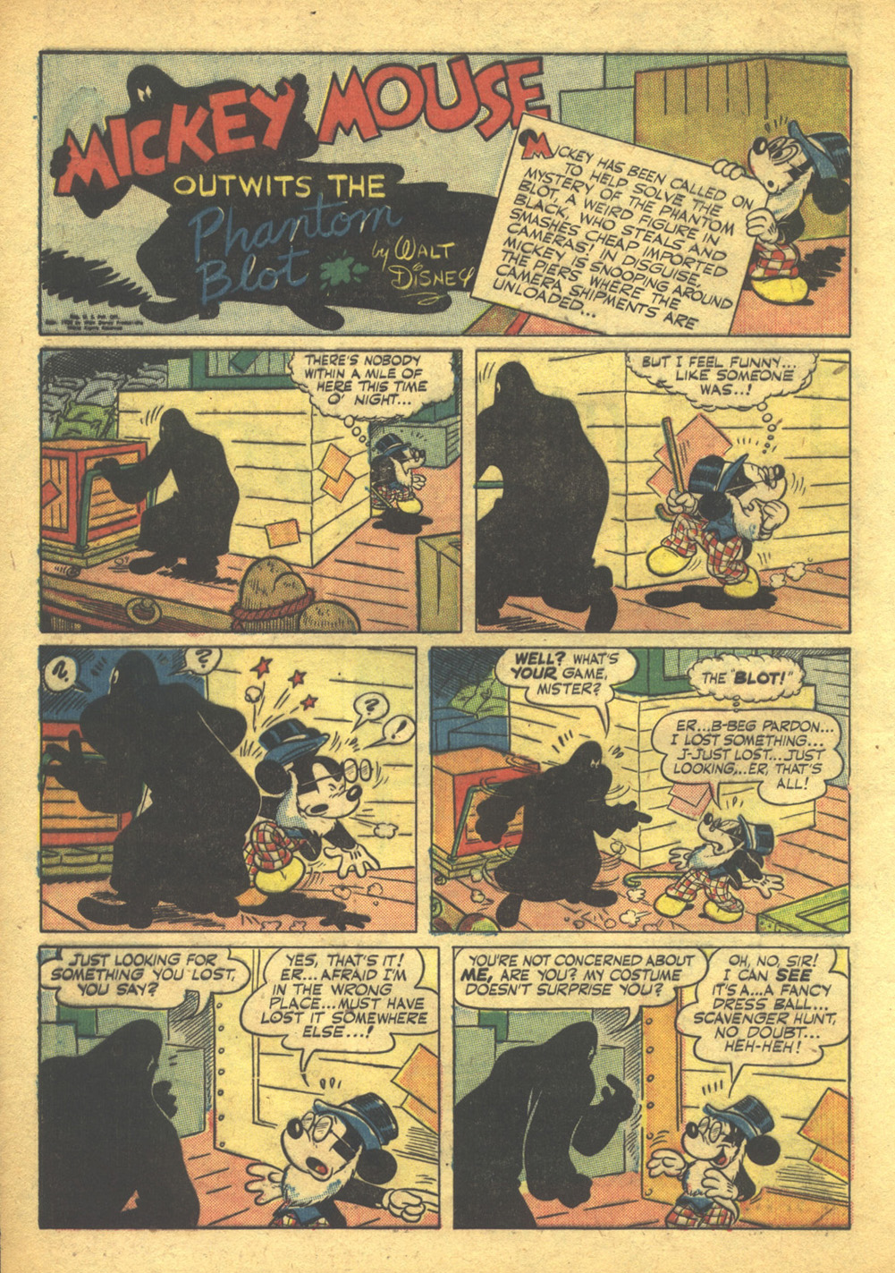 Walt Disney's Comics and Stories issue 103 - Page 42