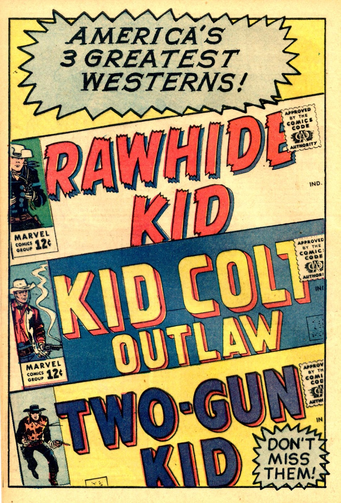 The Rawhide Kid (1955) issue 43 - Page 8