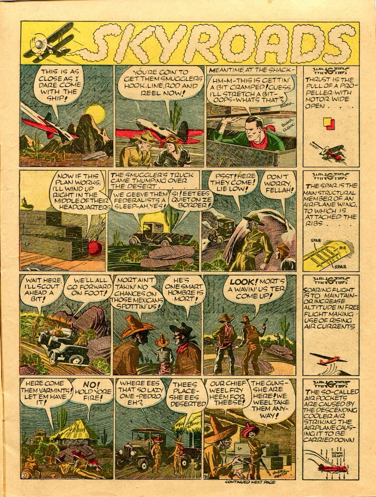 Read online Famous Funnies comic -  Issue #56 - 13