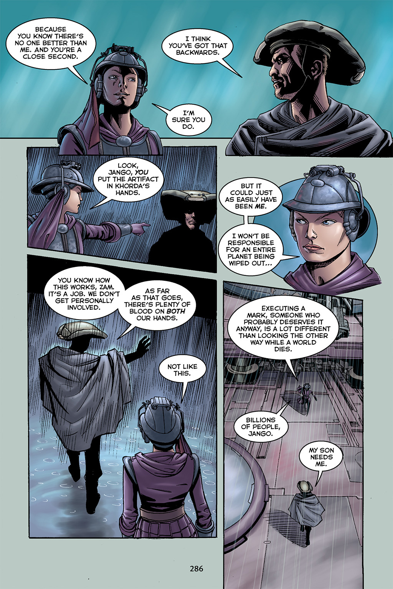 Read online Star Wars Omnibus comic -  Issue # Vol. 10 - 282
