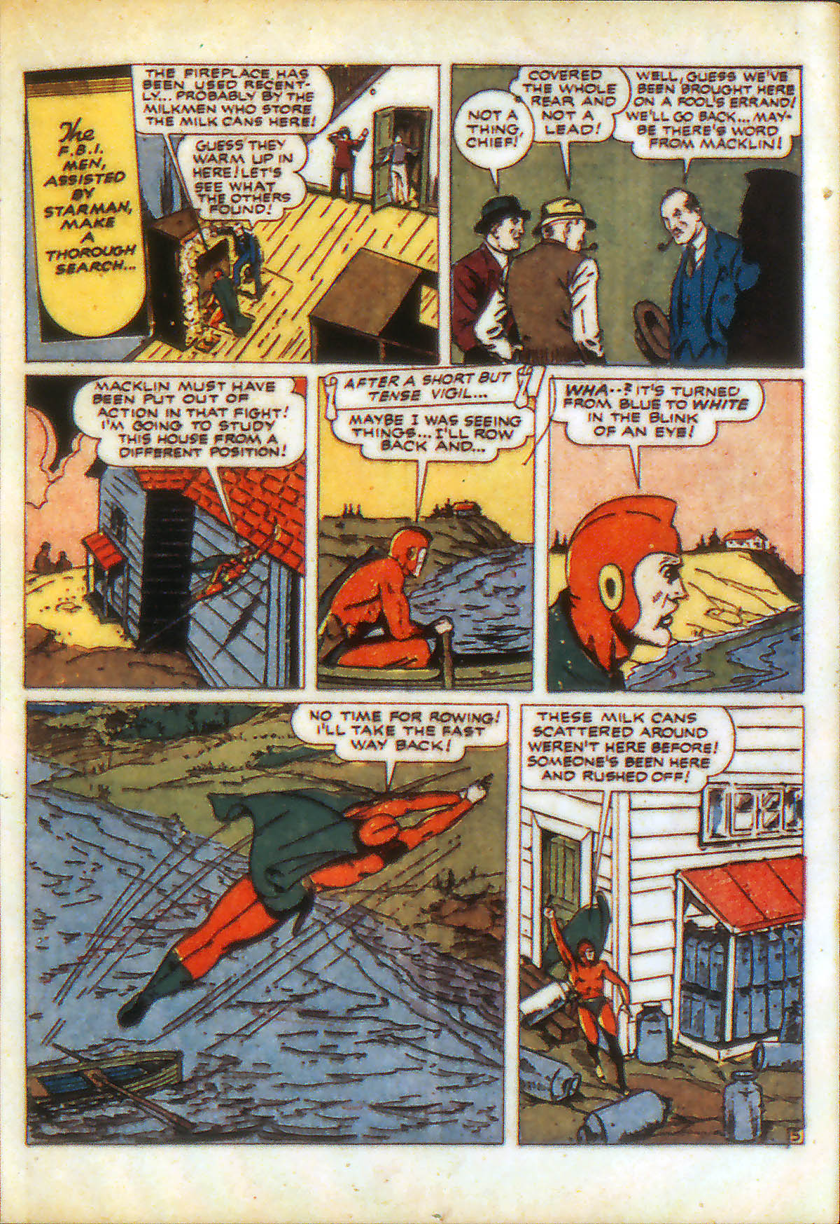 Read online Adventure Comics (1938) comic -  Issue #88 - 33