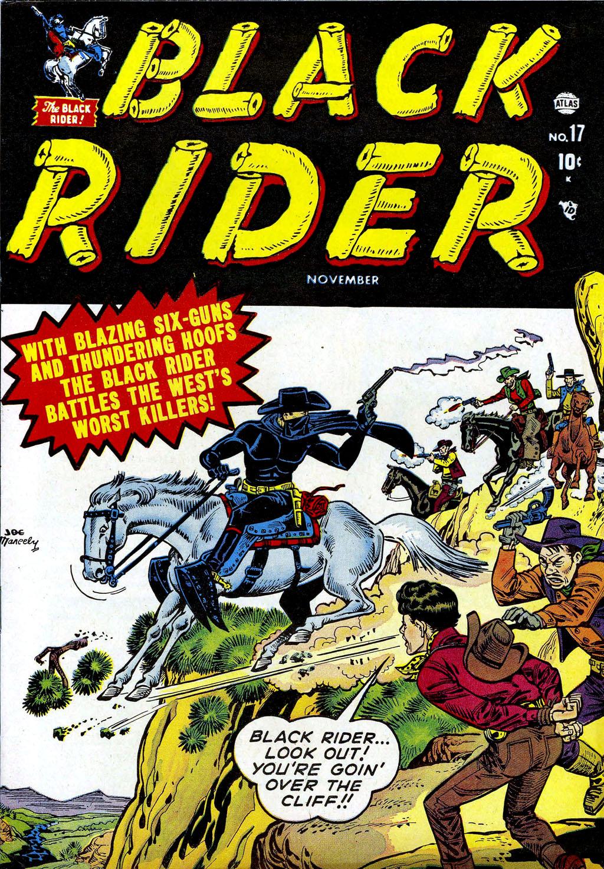 Black Rider issue 17 - Page 1