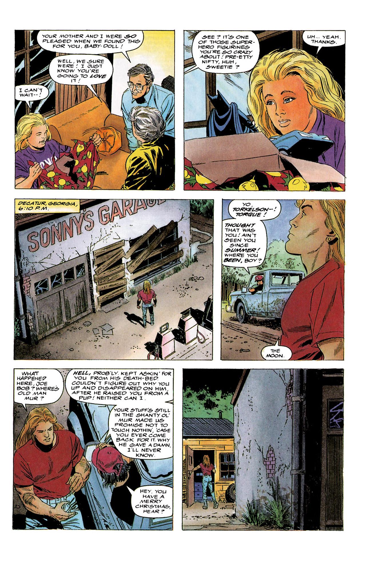 Read online Harbinger (1992) comic -  Issue #4 - 11