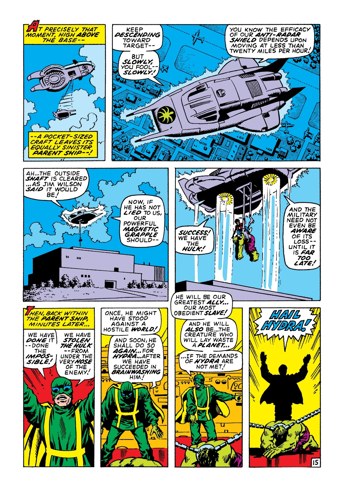 Read online Marvel Masterworks: The Incredible Hulk comic -  Issue # TPB 6 (Part 3) - 28