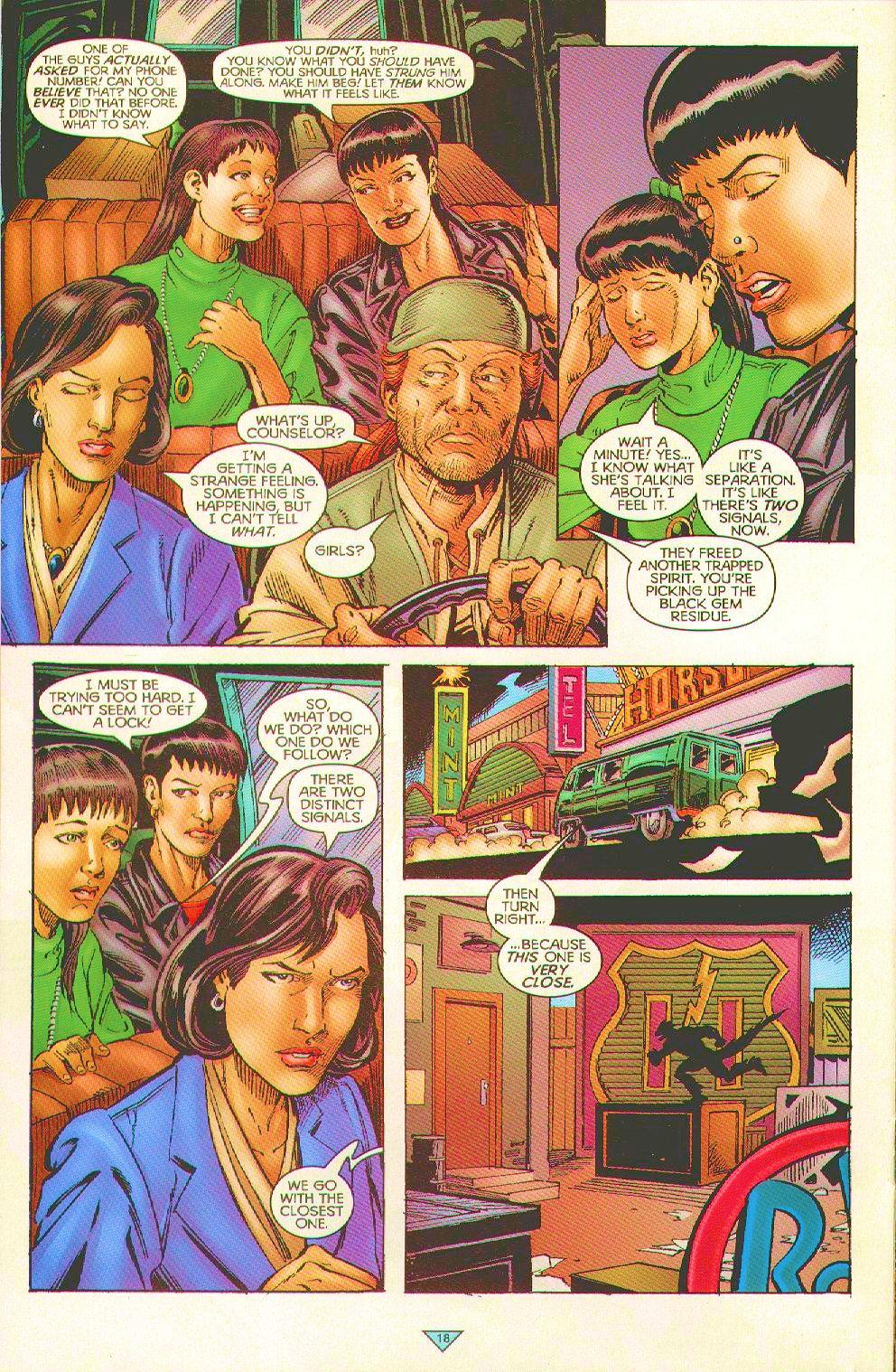 Read online Trinity Angels comic -  Issue #6 - 16