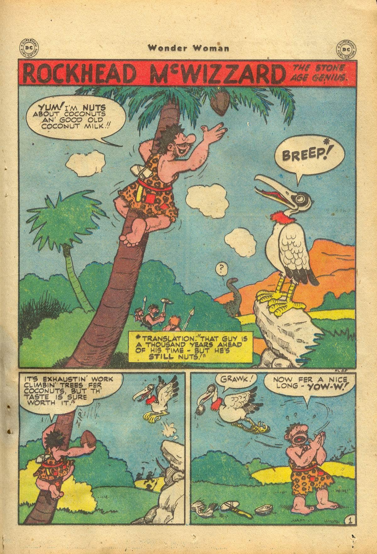 Read online Wonder Woman (1942) comic -  Issue #22 - 35