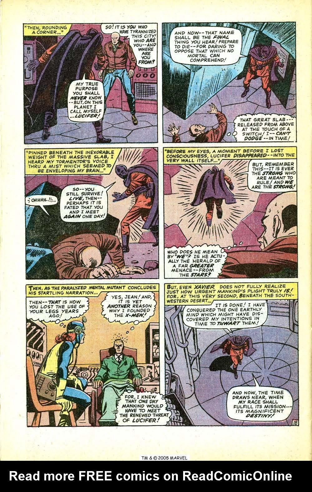 Uncanny X-Men (1963) issue 71 - Page 28