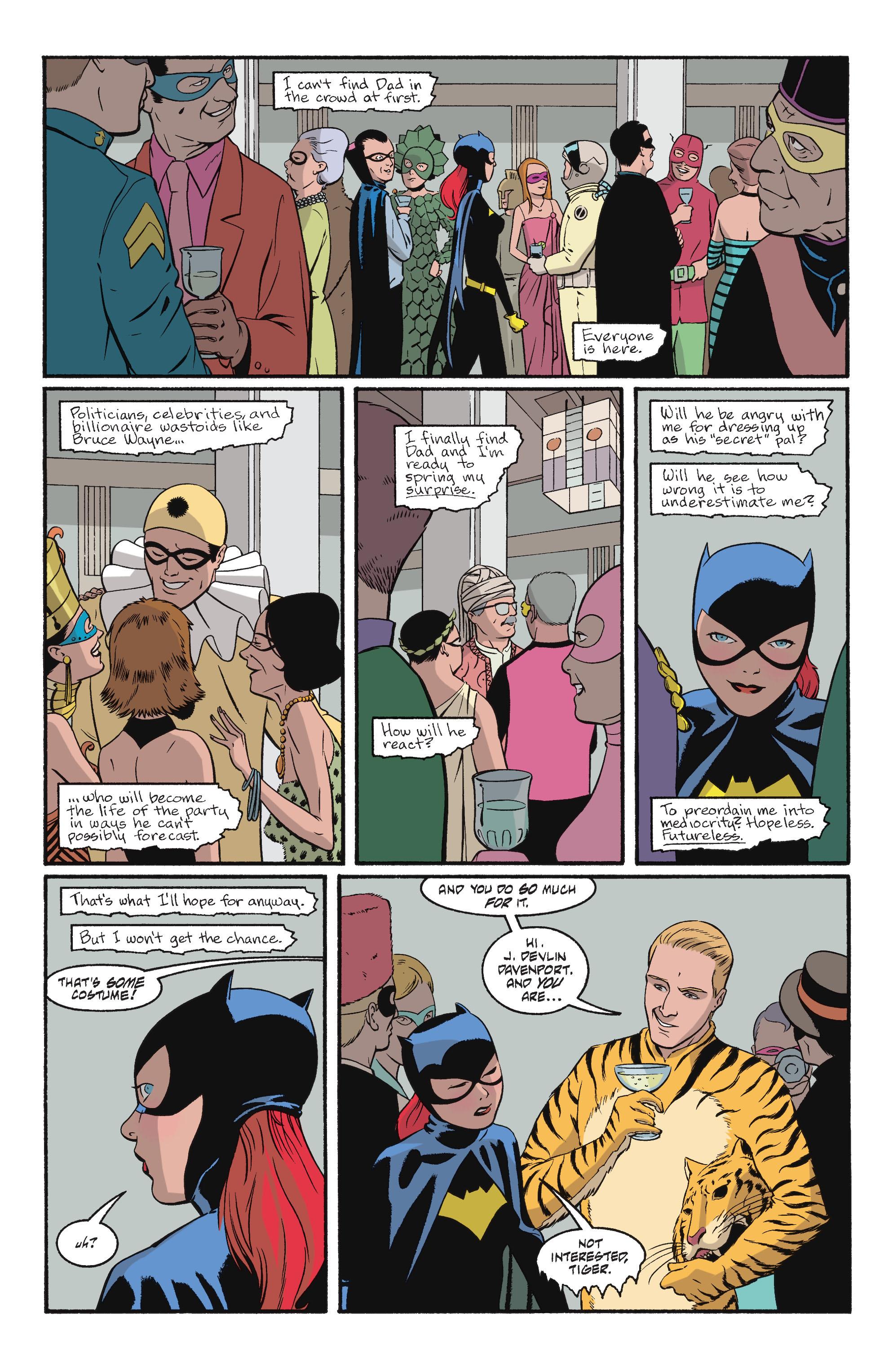 Read online Batgirl/Robin: Year One comic -  Issue # TPB 2 - 27