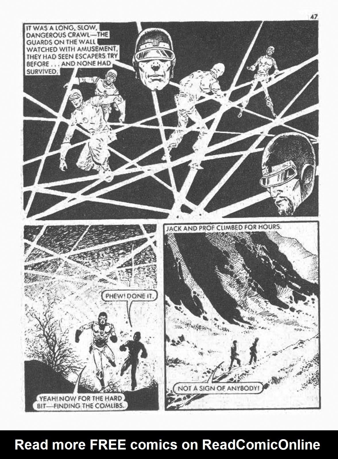 Starblazer issue 29 - Page 47