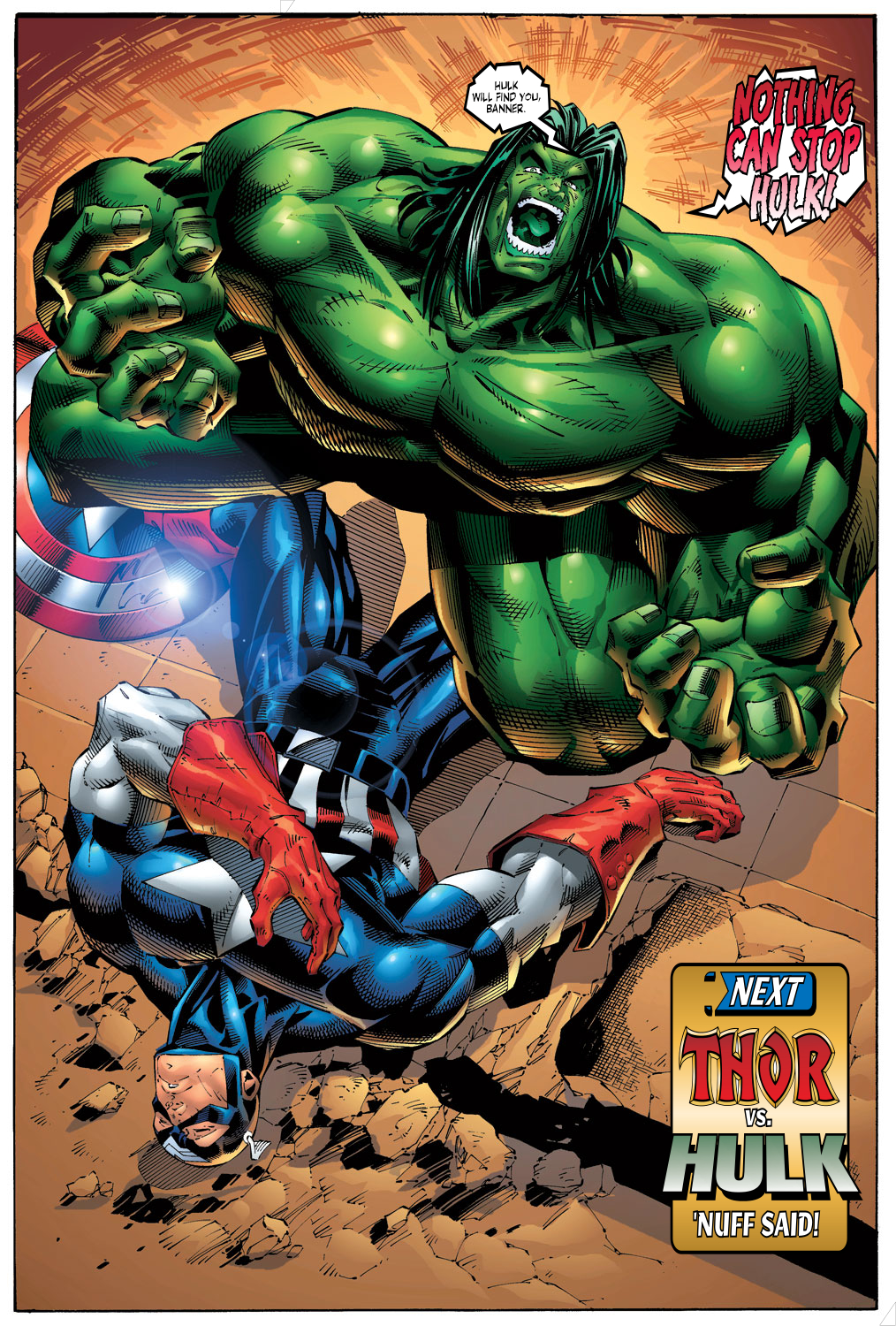 Read online Avengers (1996) comic -  Issue #4 - 21