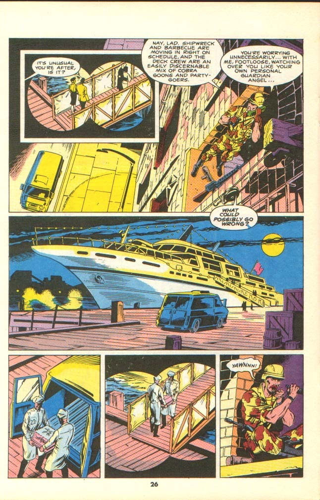 G.I. Joe European Missions issue 7 - Page 24