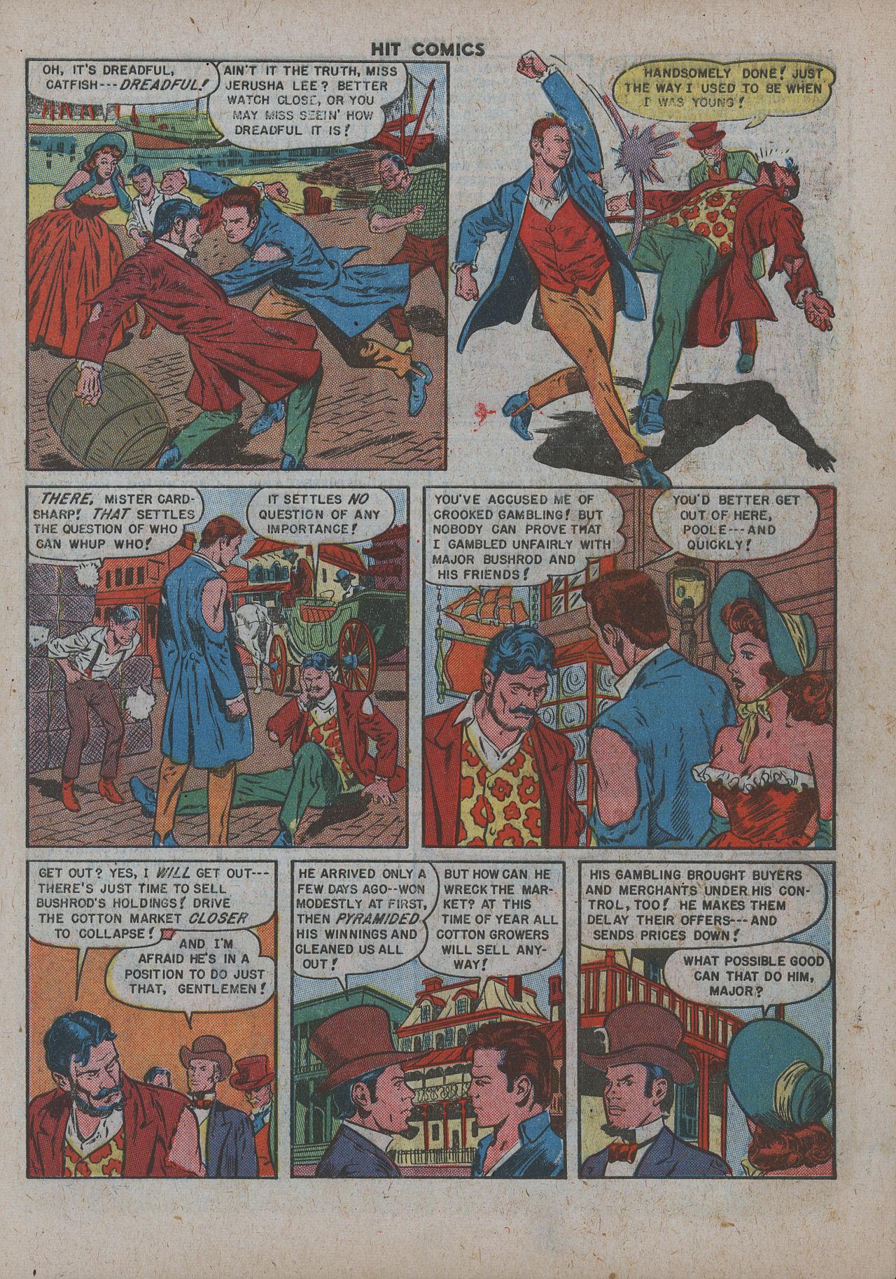 Read online Hit Comics comic -  Issue #63 - 9