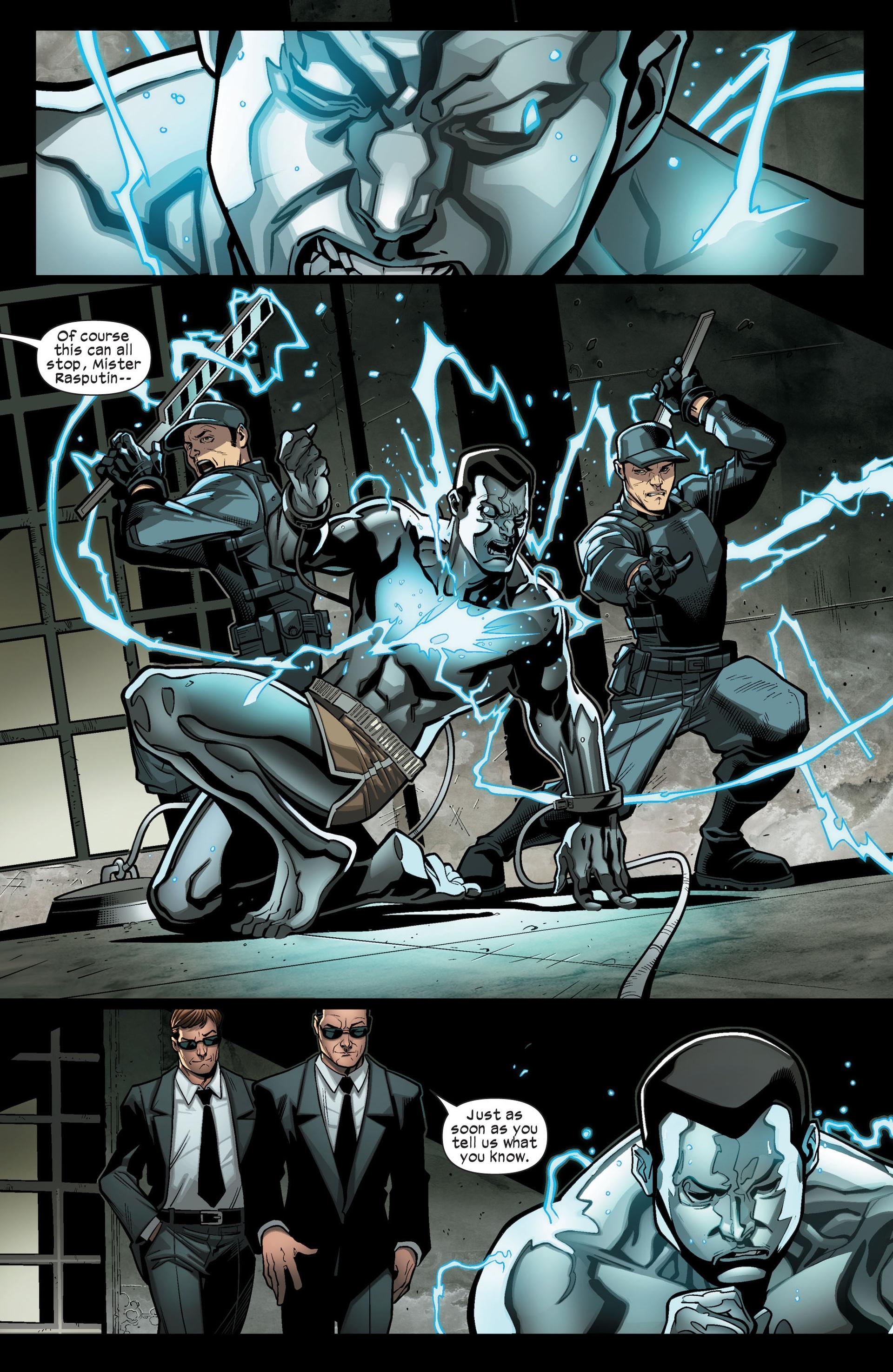 Read online Ultimate Comics X-Men comic -  Issue #9 - 4