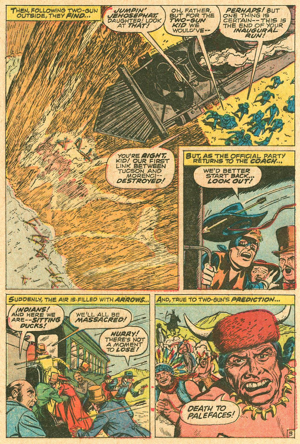 Read online Two-Gun Kid comic -  Issue #92 - 16