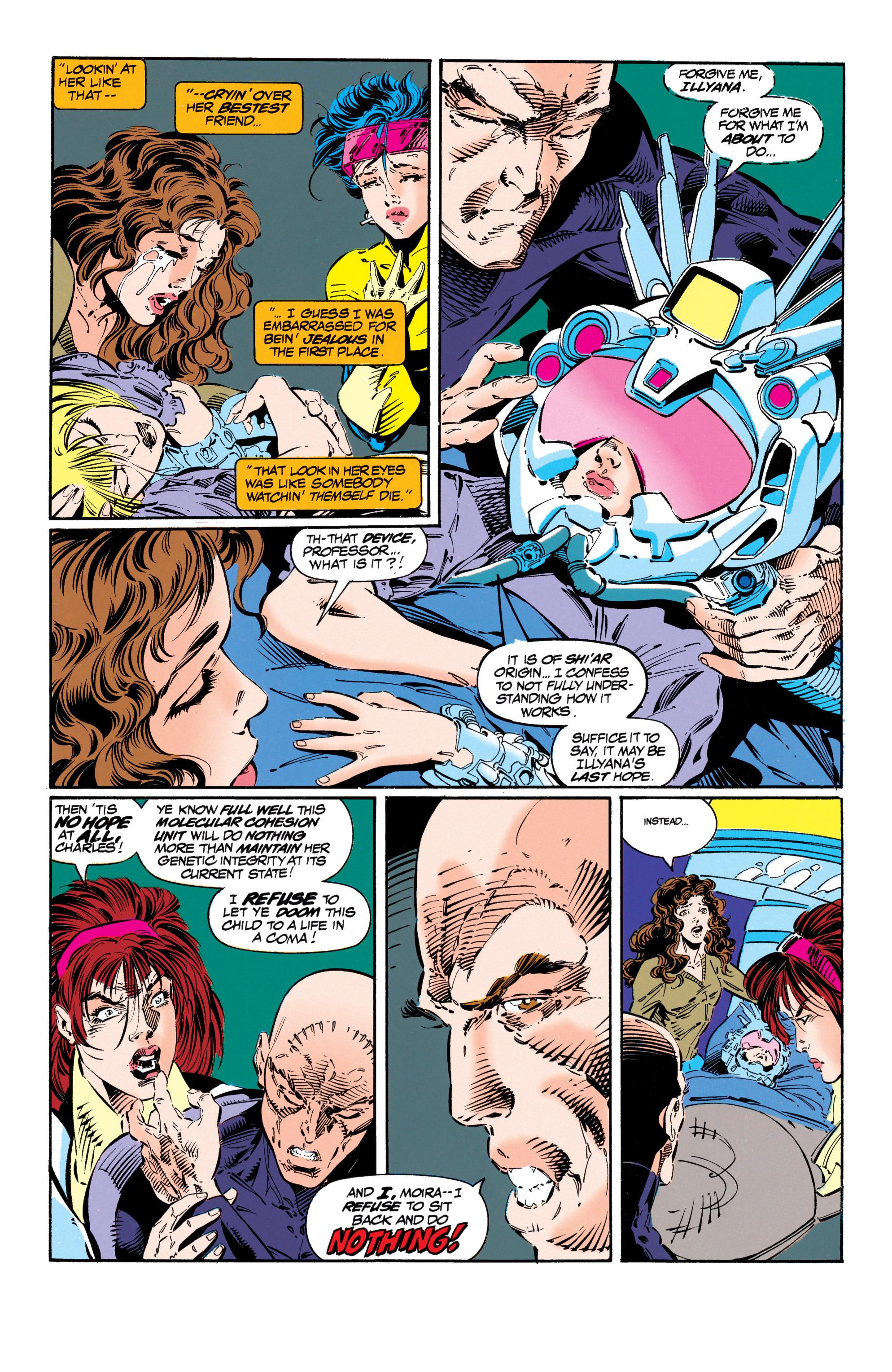 Read online Uncanny X-Men (1963) comic -  Issue #303 - 15