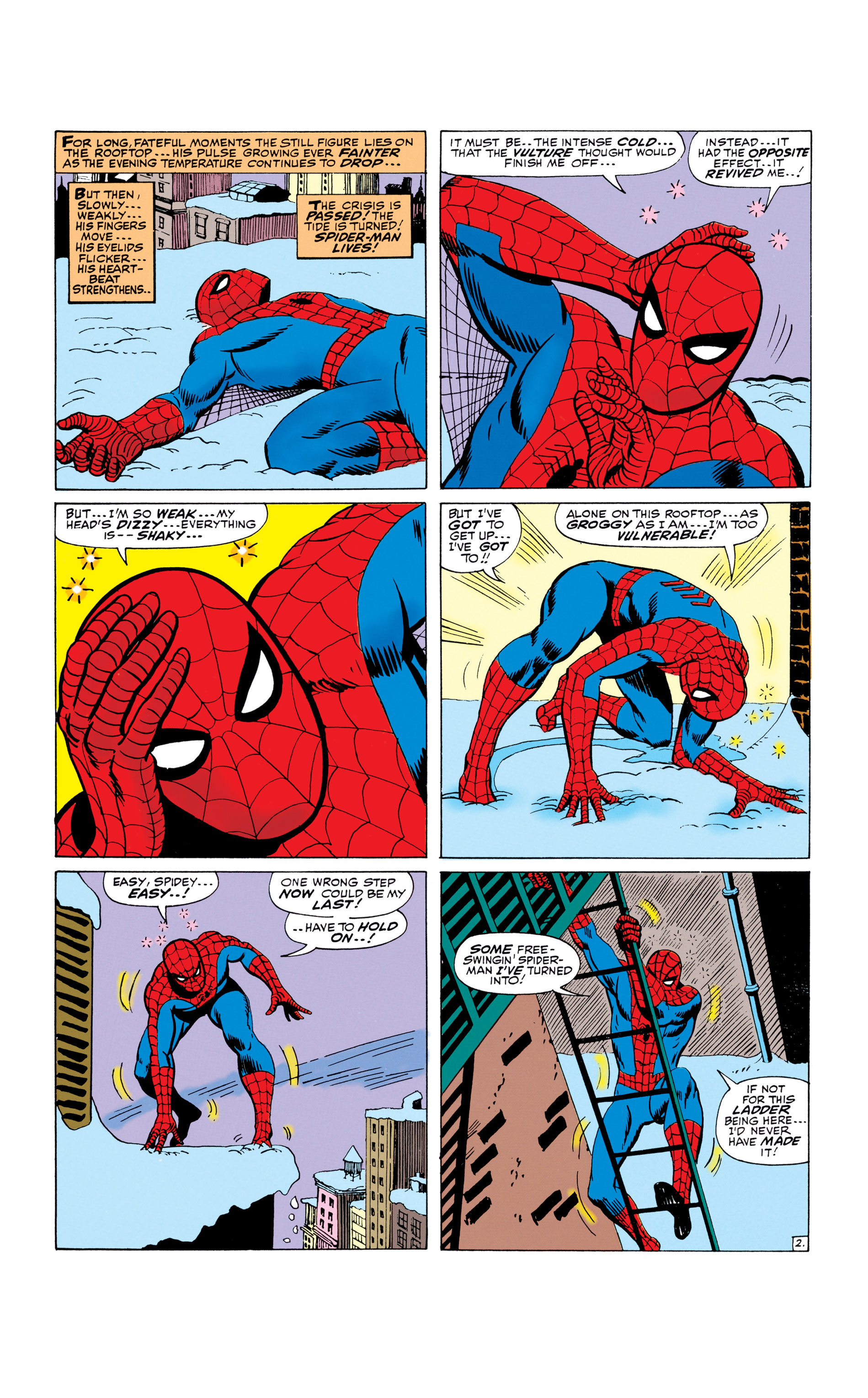 The Amazing Spider-Man (1963) 49 Page 2