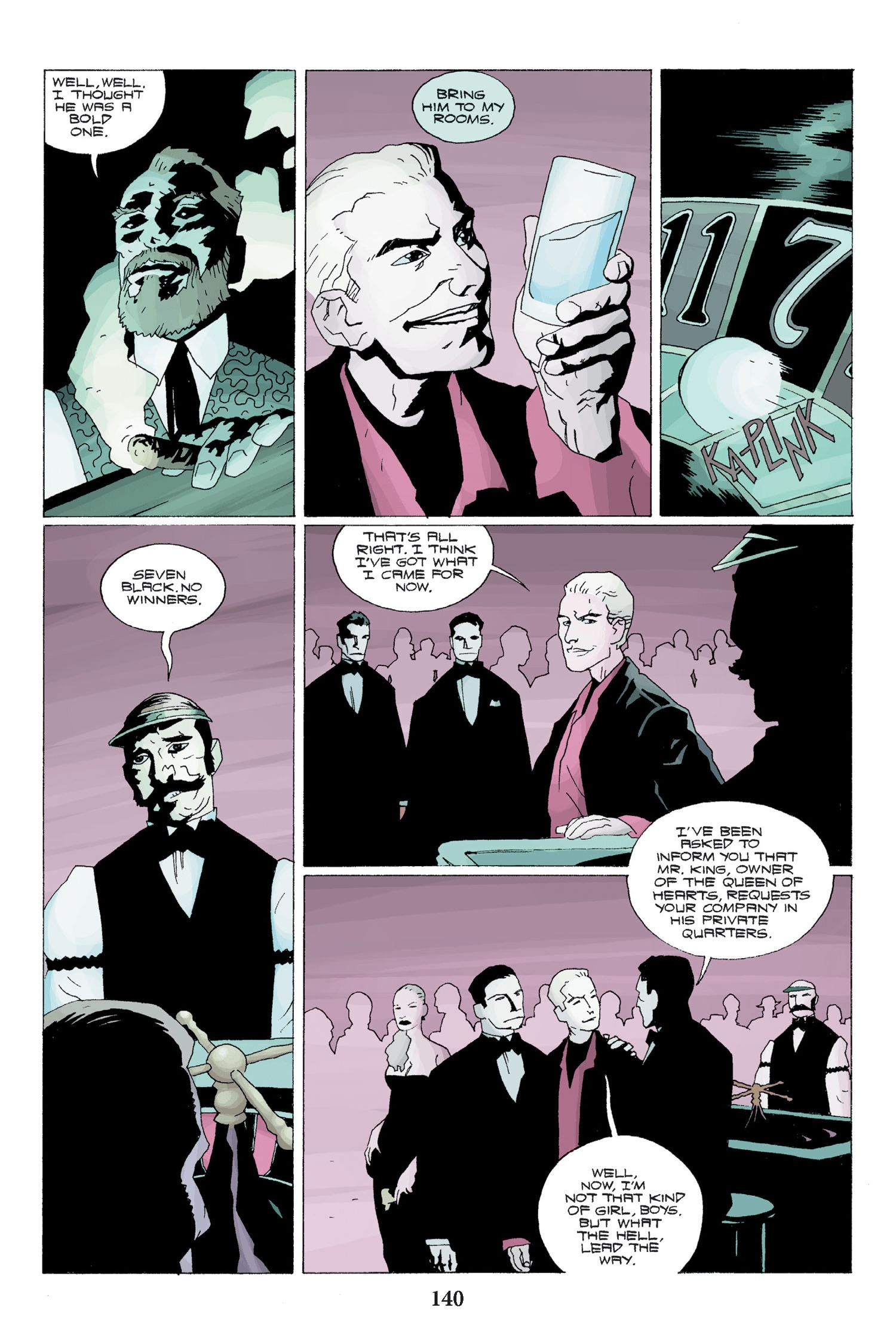 Read online Buffy the Vampire Slayer: Omnibus comic -  Issue # TPB 2 - 134
