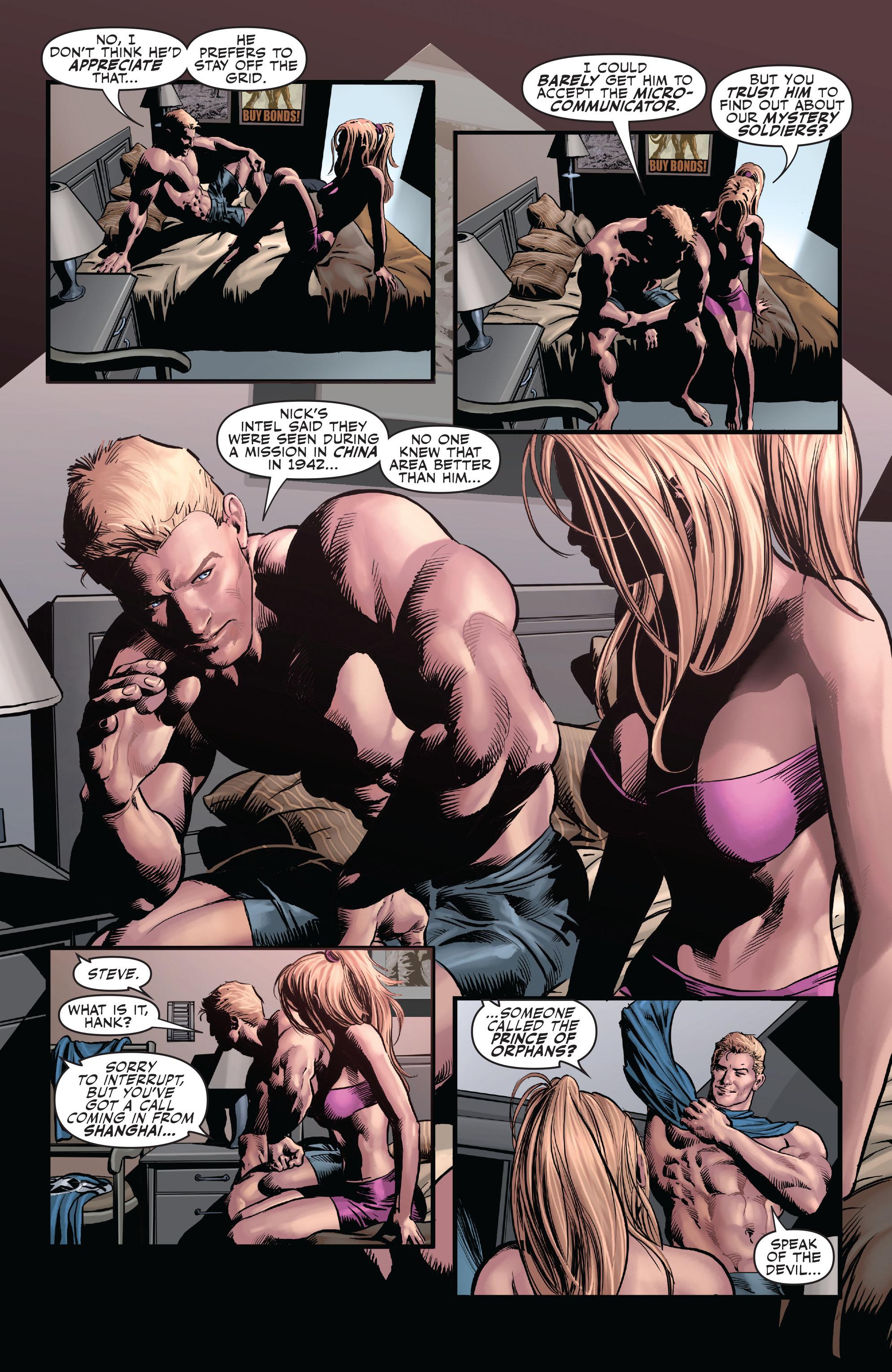 Read online Secret Avengers (2010) comic -  Issue #6 - 10