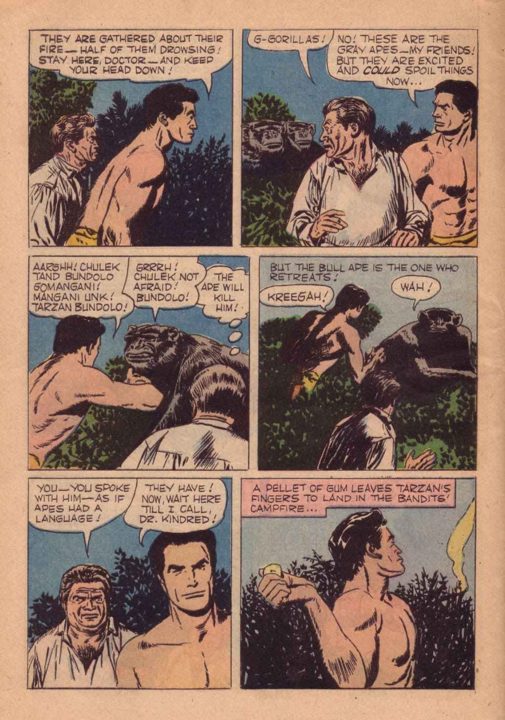 Tarzan (1948) issue 109 - Page 8