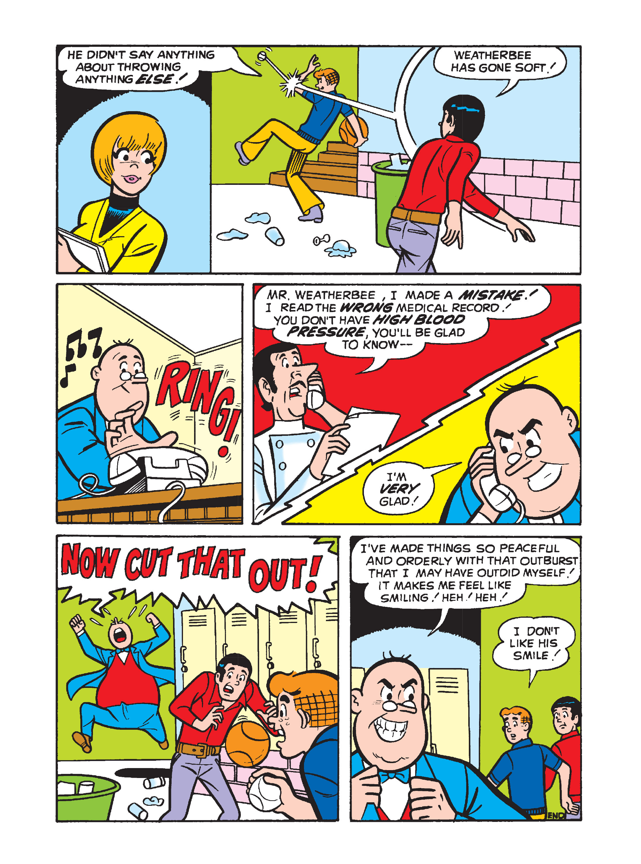 Read online Archie's Funhouse Double Digest comic -  Issue #1 - 141