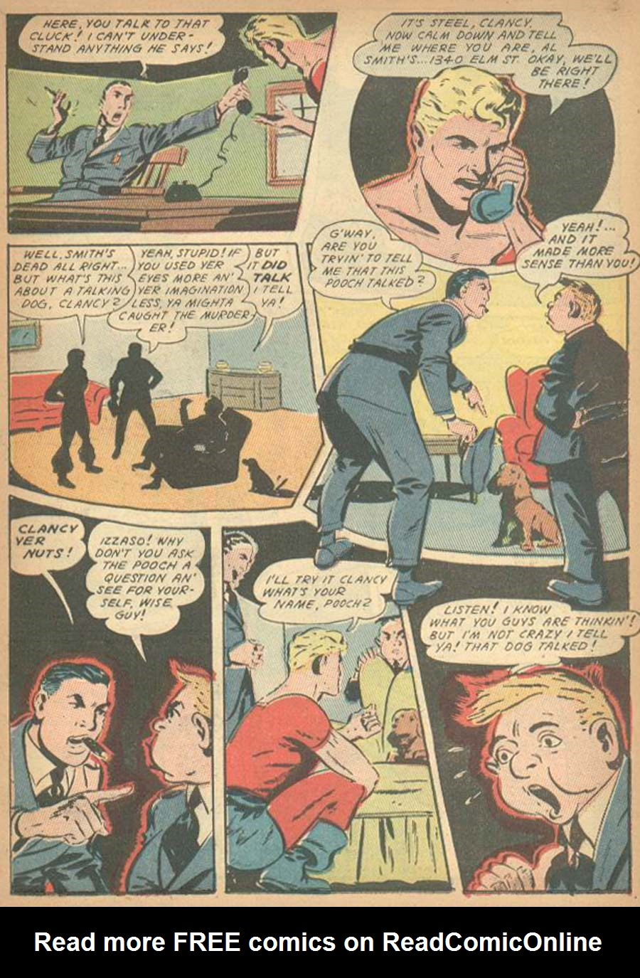 Zip Comics issue 47 - Page 34