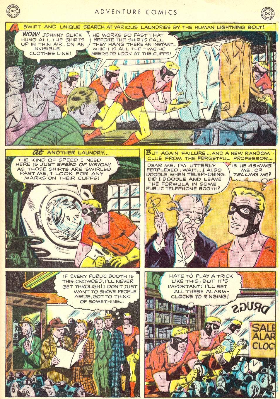 Read online Adventure Comics (1938) comic -  Issue #146 - 47