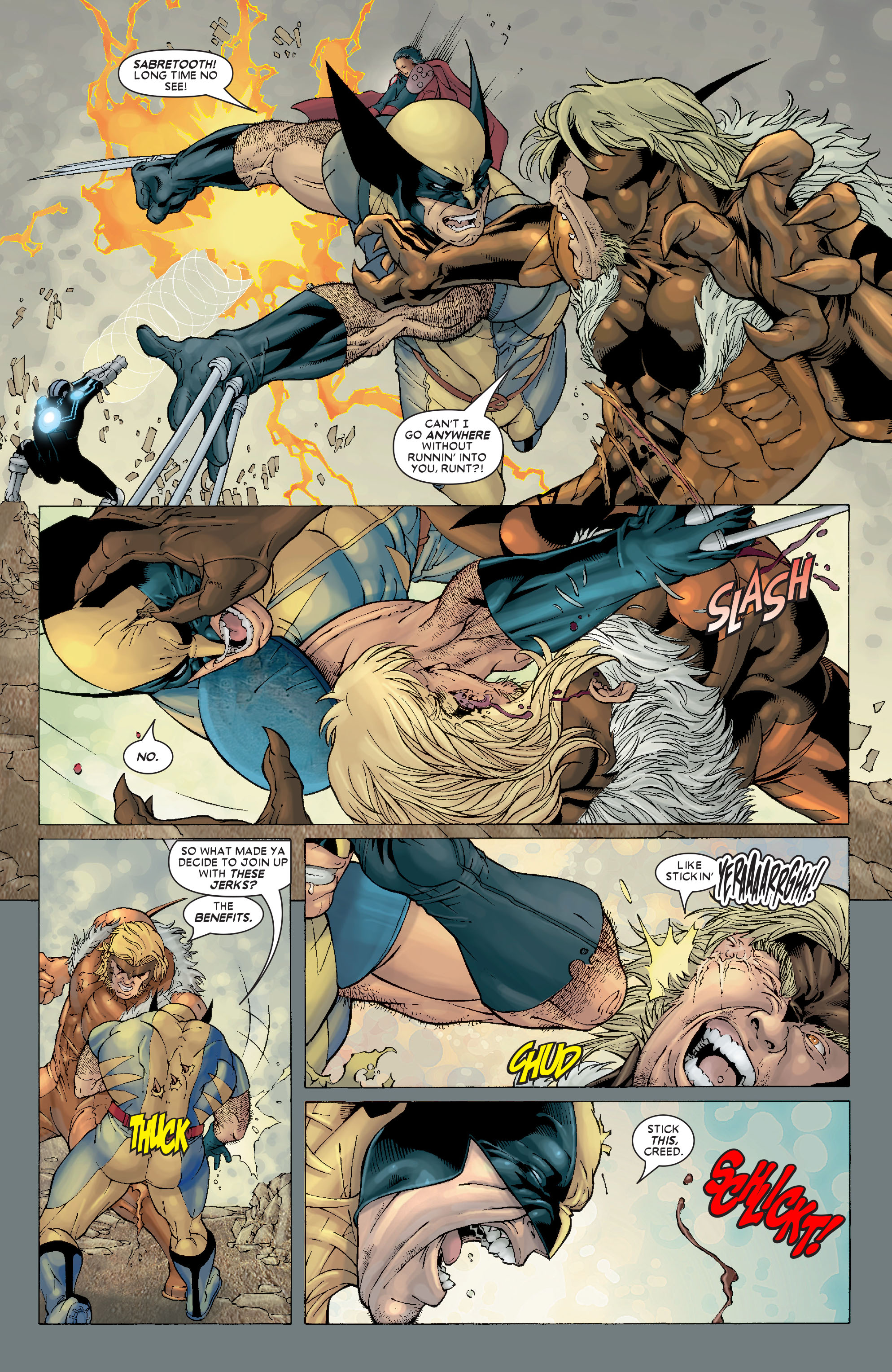 X-Men (1991) 161 Page 5