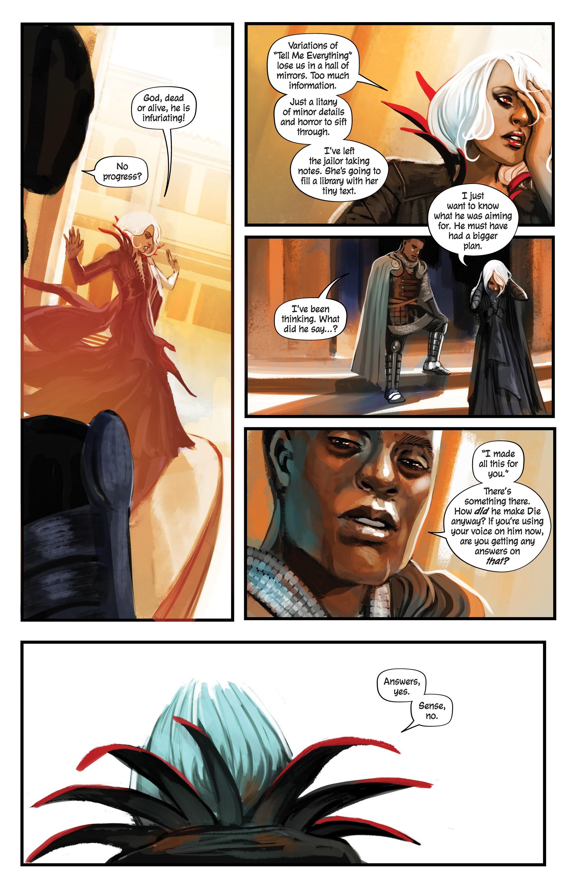 comico #8 - English 10
