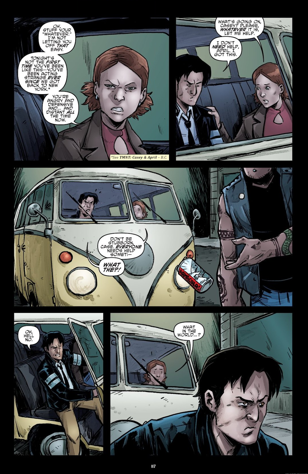 Read online Teenage Mutant Ninja Turtles: The IDW Collection comic -  Issue # TPB 7 (Part 2) - 13