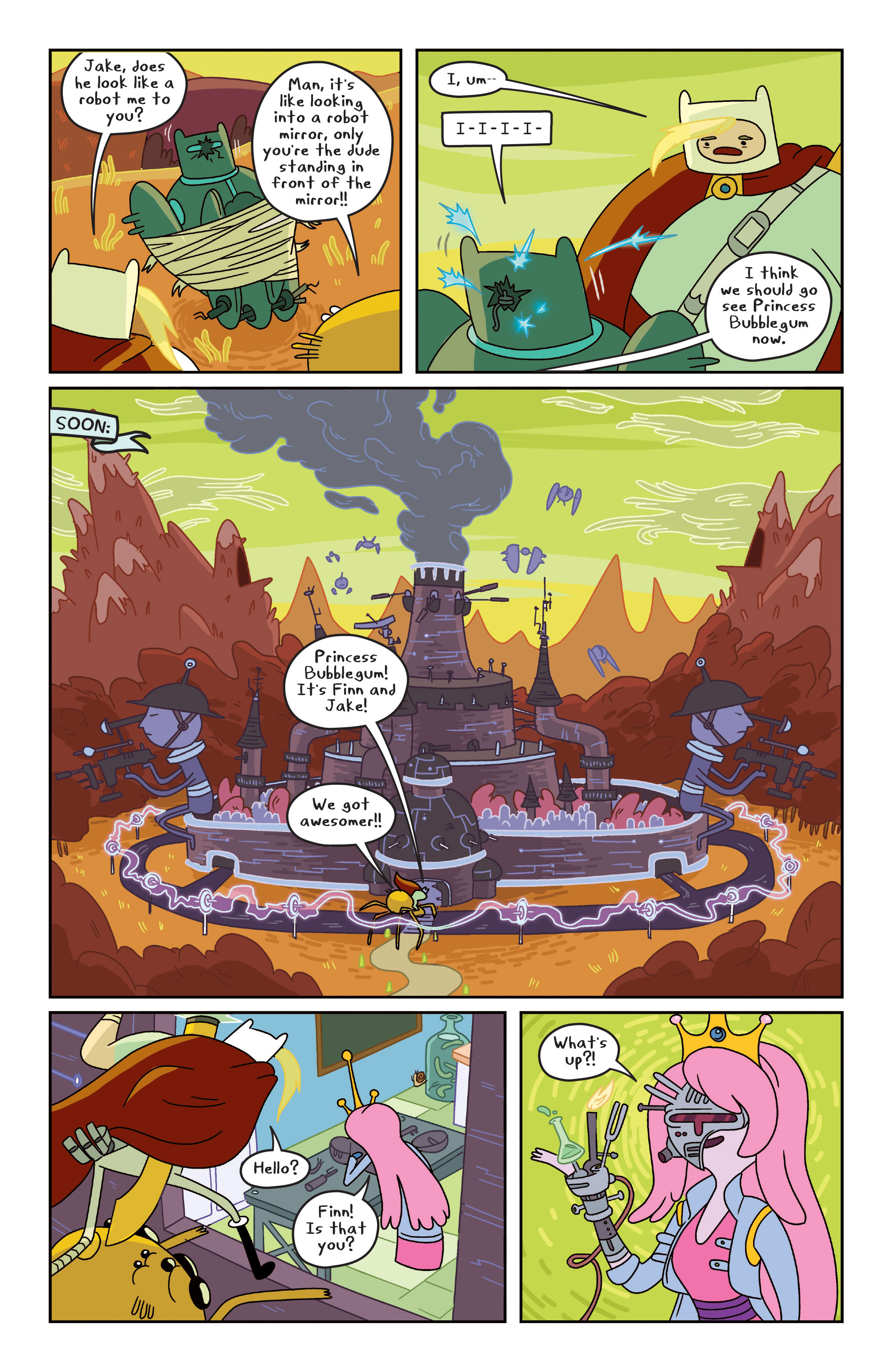 Read online Adventure Time comic -  Issue #Adventure Time _TPB 2 - 54