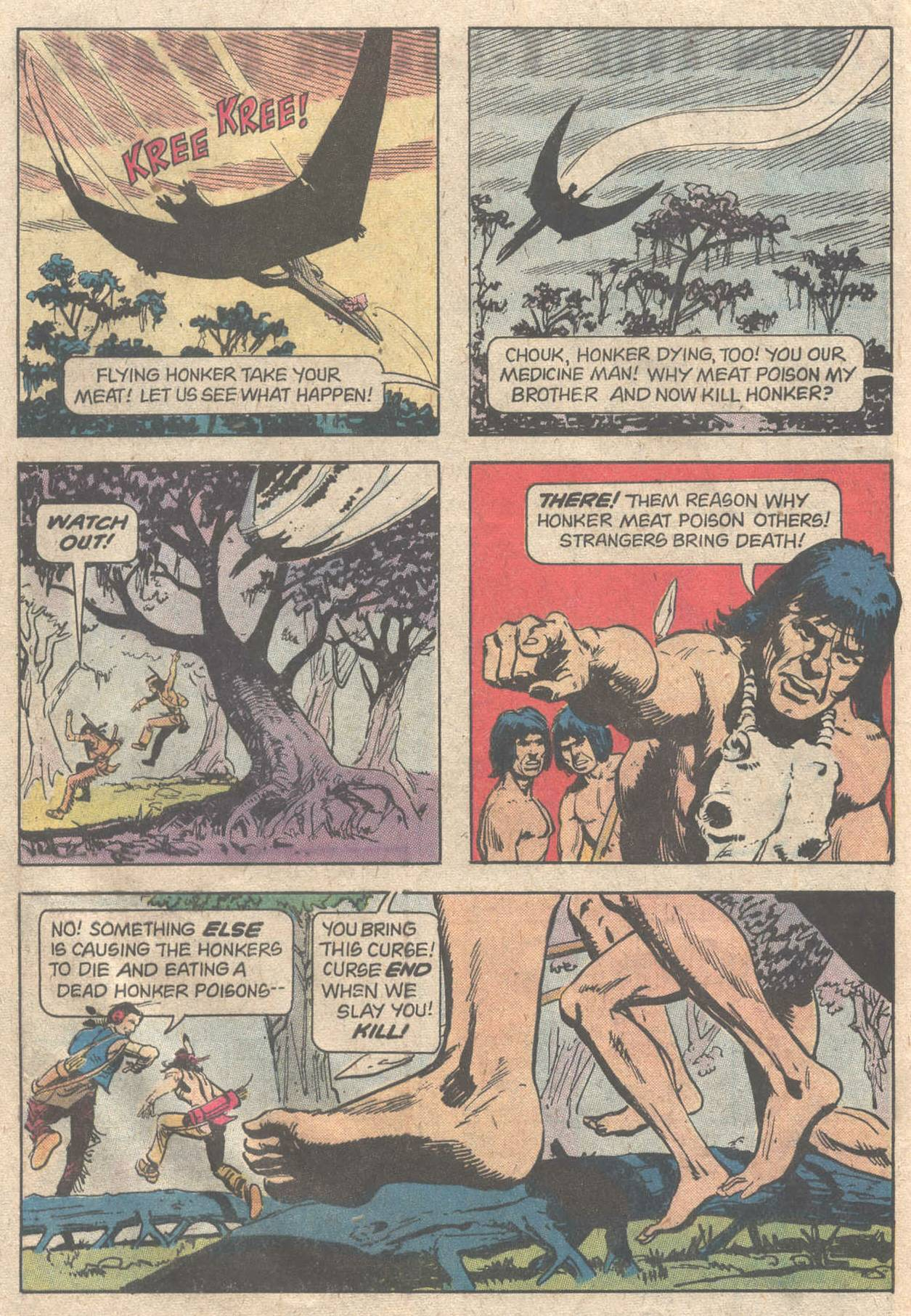 Read online Turok, Son of Stone comic -  Issue #117 - 8